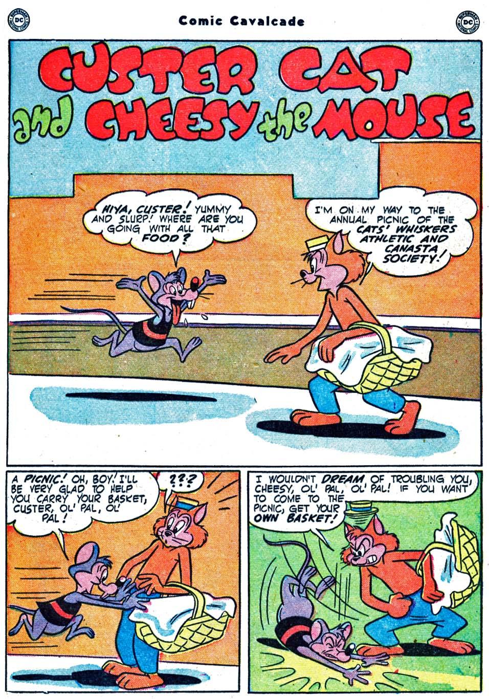Comic Cavalcade issue 40 - Page 17
