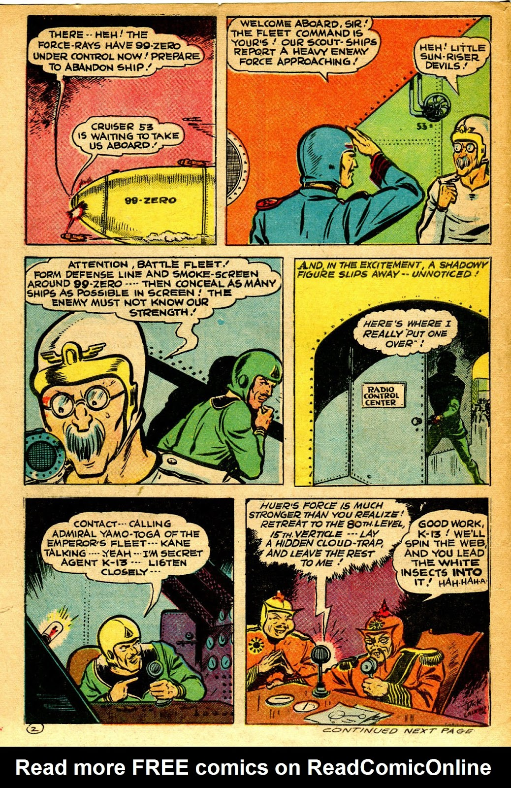 Read online Famous Funnies comic -  Issue #126 - 6