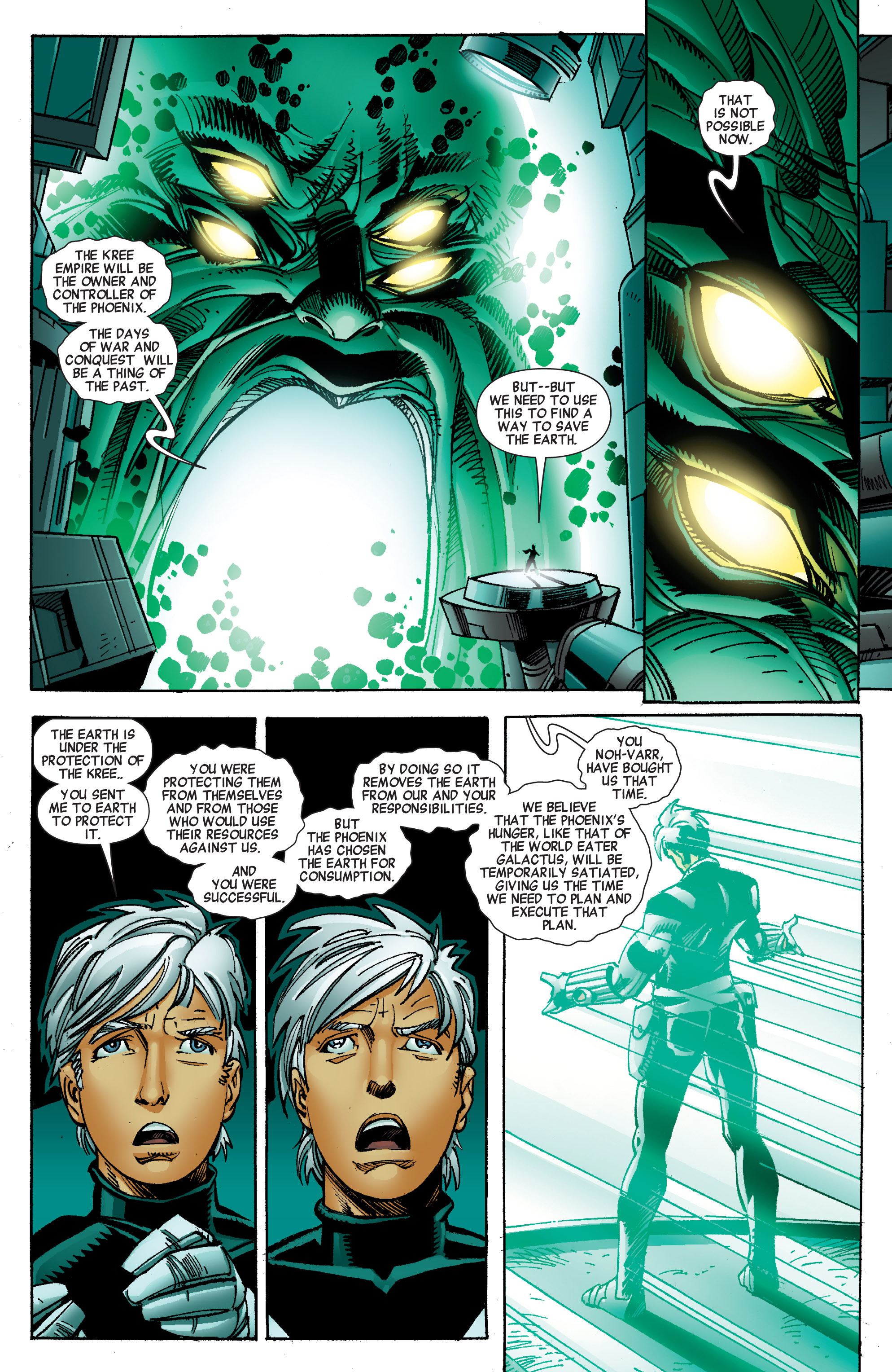 Read online Avengers (2010) comic -  Issue #27 - 8