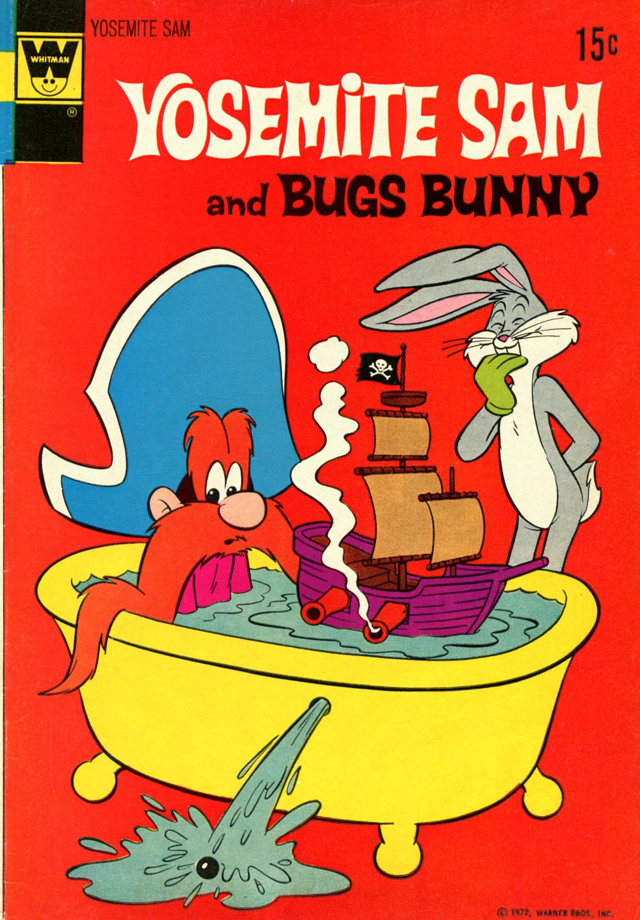 Yosemite Sam and Bugs Bunny 7 Page 1