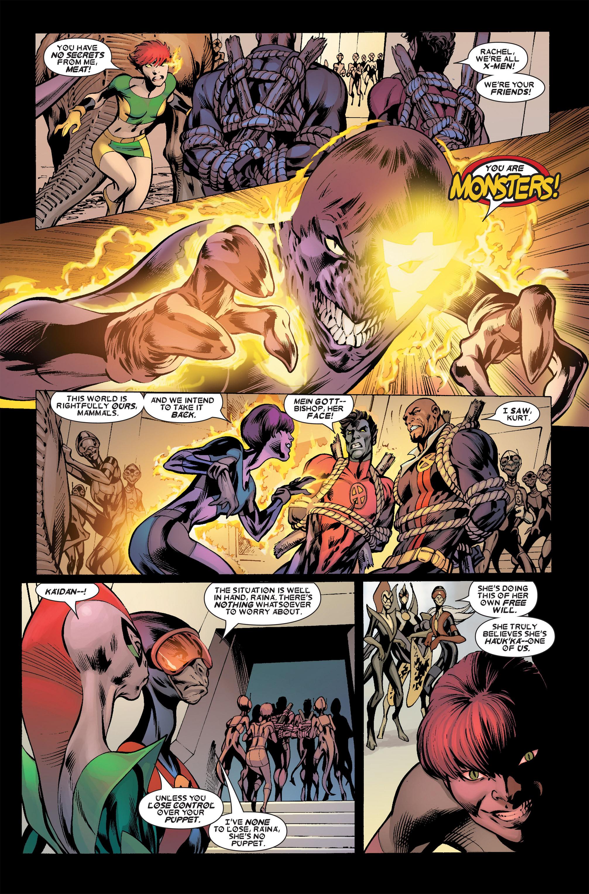 Read online Uncanny X-Men (1963) comic -  Issue #457 - 4