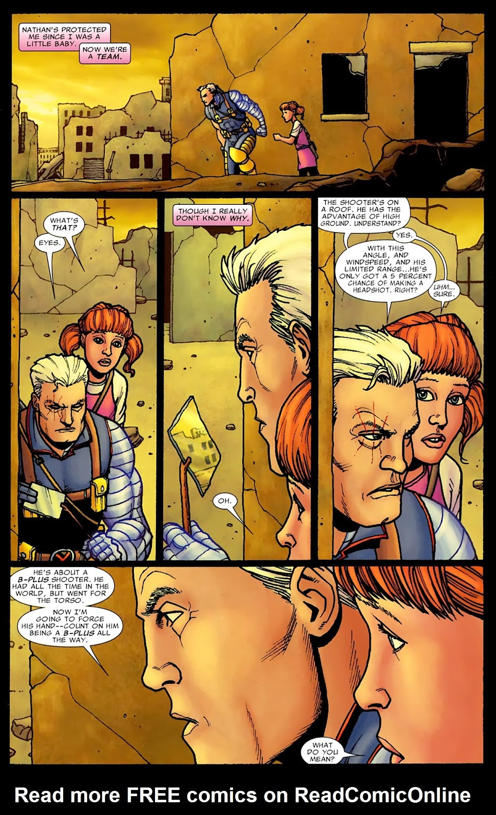 Read online X-Men: Second Coming Revelations comic -  Issue # TPB (Part 1) - 11