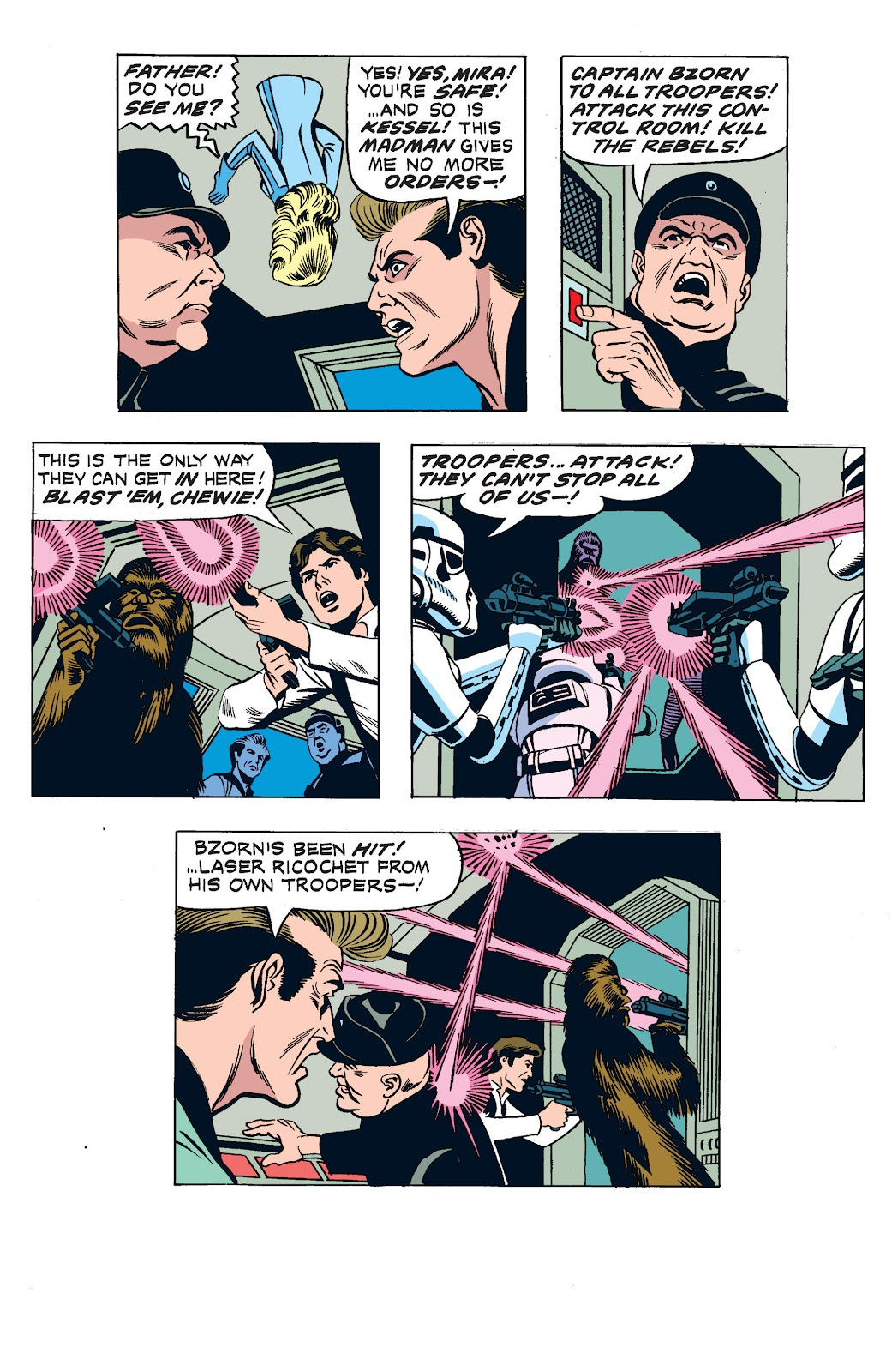 Read online Star Wars Legends: The Newspaper Strips - Epic Collection comic -  Issue # TPB (Part 2) - 98