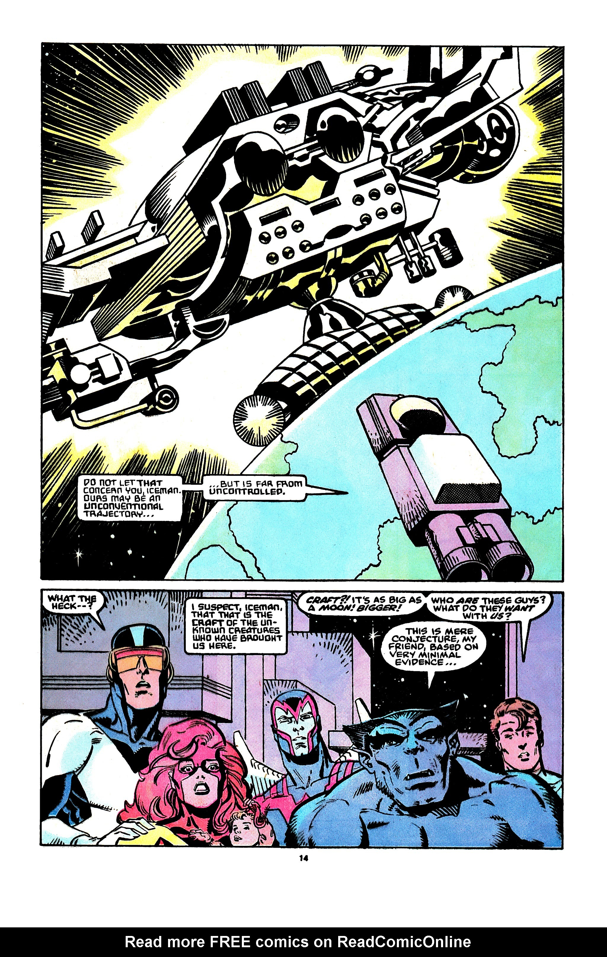 Read online X-Factor (1986) comic -  Issue #43 - 10