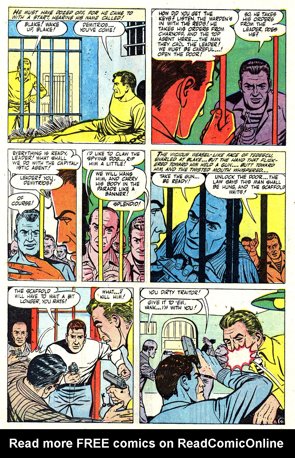 Kent Blake of the Secret Service issue 5 - Page 8