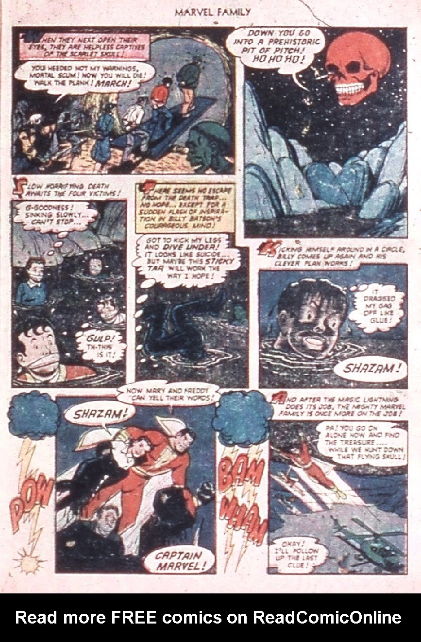 The Marvel Family issue 83 - Page 9
