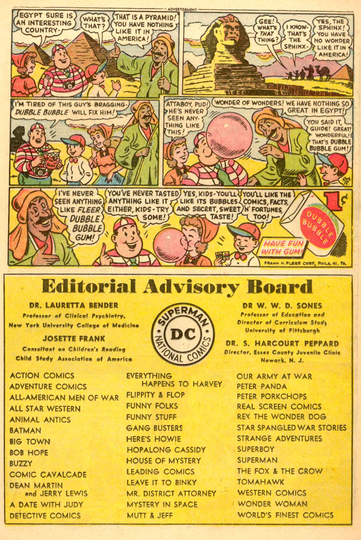 Read online Adventure Comics (1938) comic -  Issue #198 - 15