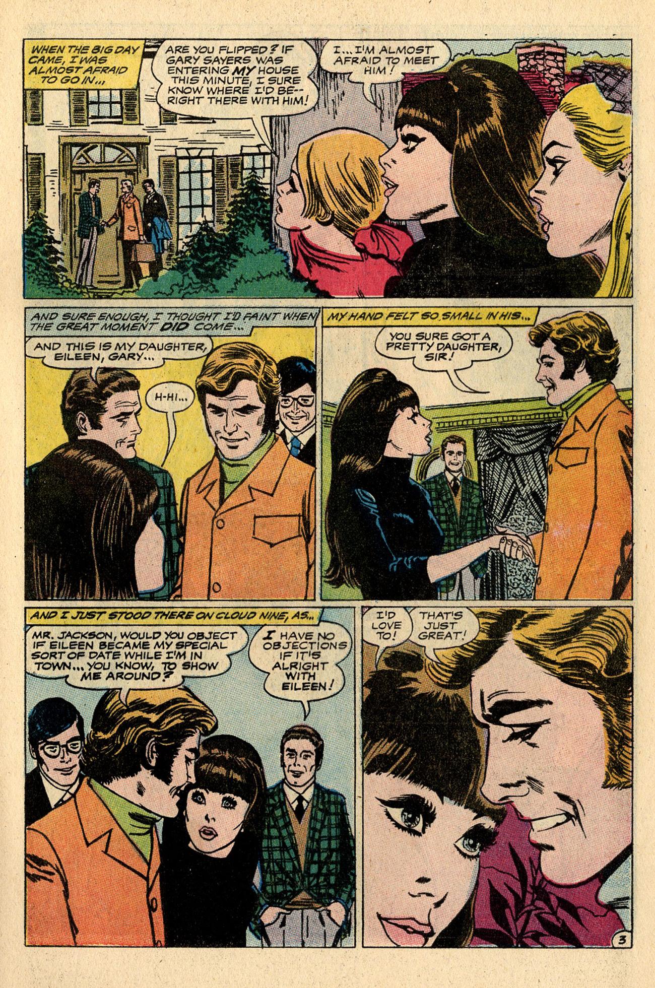 Read online Secret Hearts comic -  Issue #137 - 5