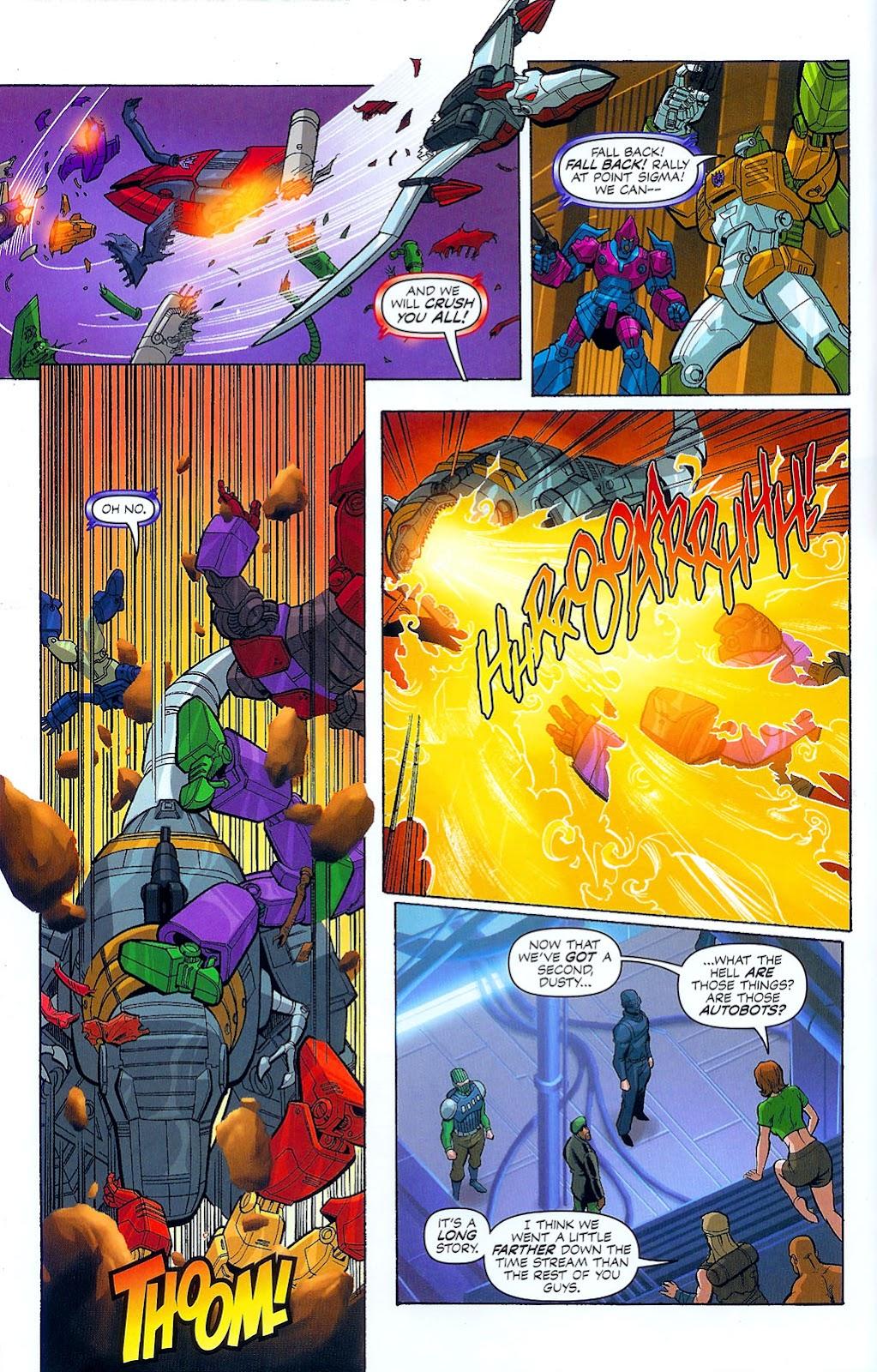 G.I. Joe vs. The Transformers II Issue #4 #5 - English 16