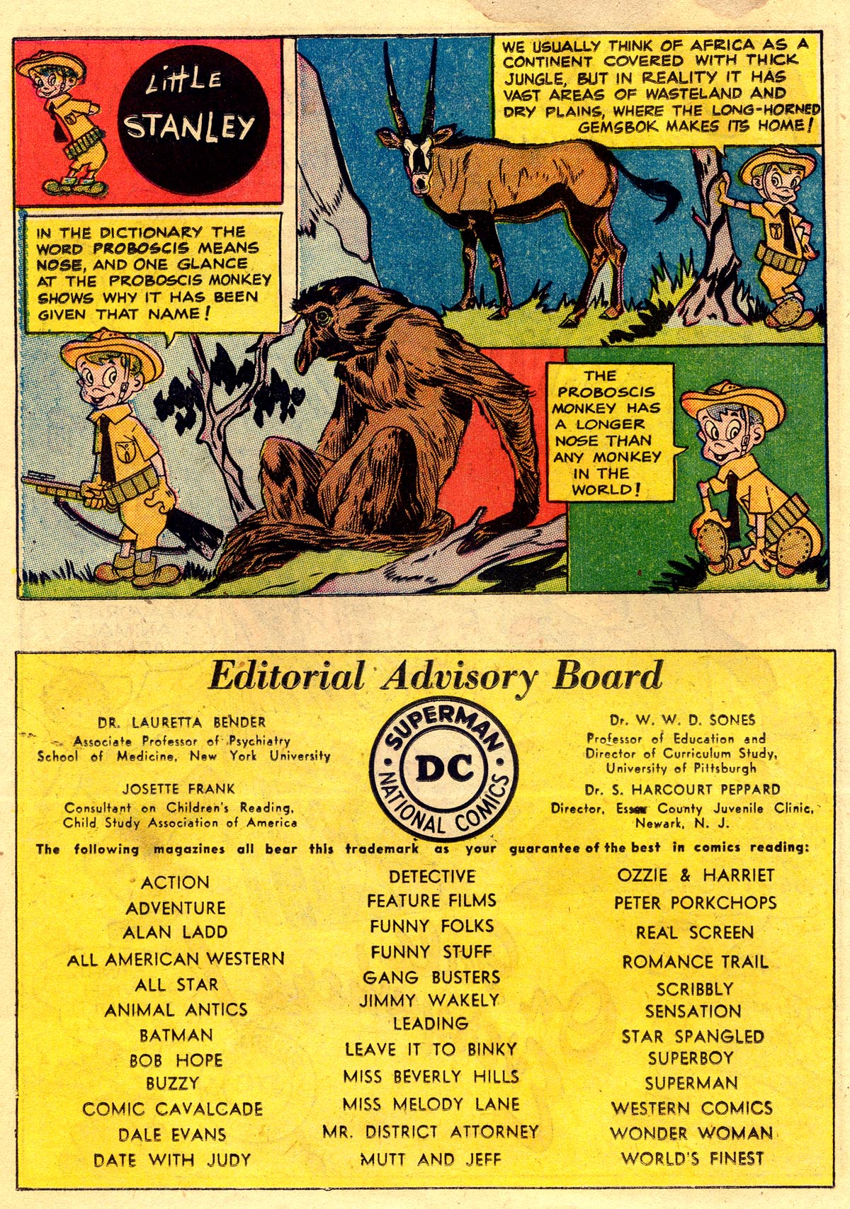 Read online Animal Antics comic -  Issue #26 - 26