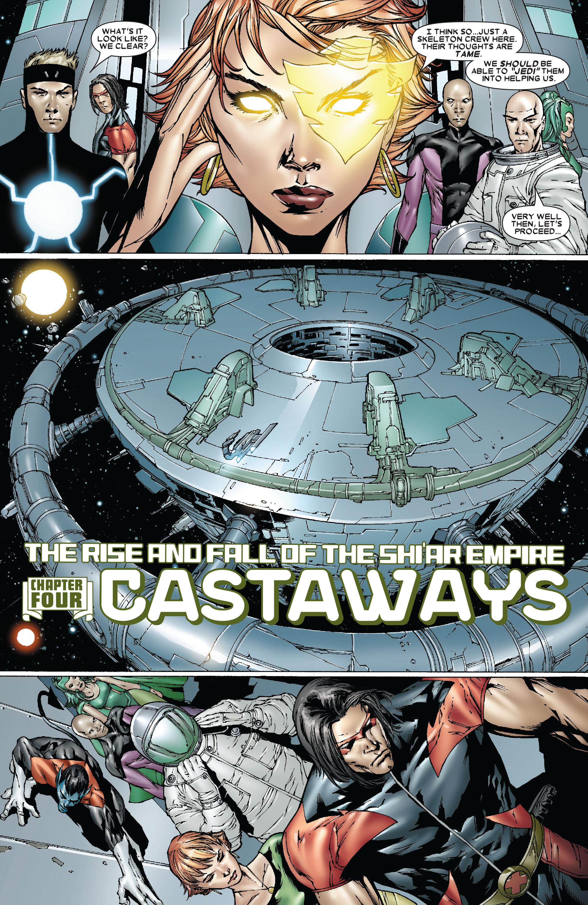 Read online Uncanny X-Men (1963) comic -  Issue #478 - 4