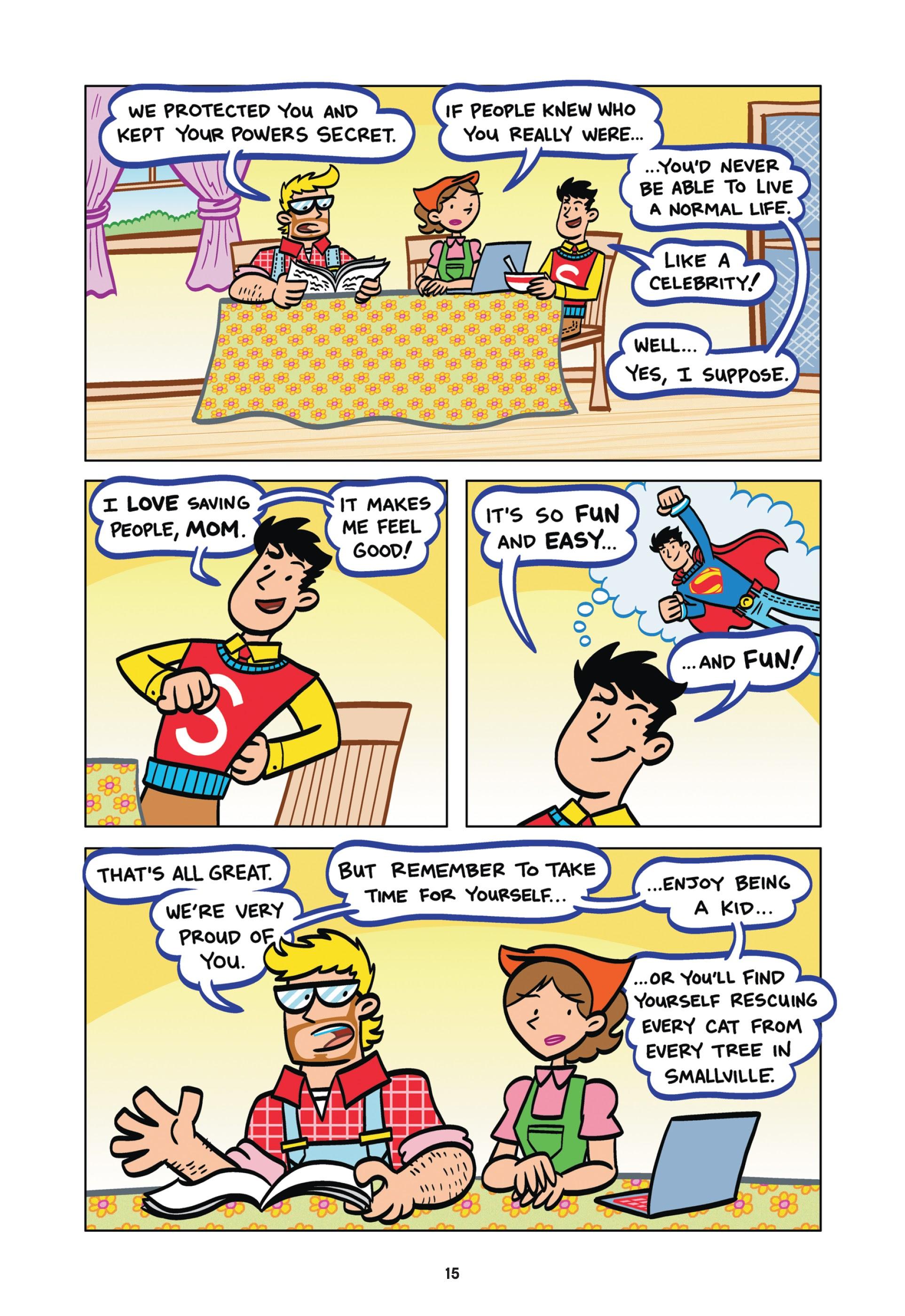 Superman of Smallville #TPB #1 - English 14