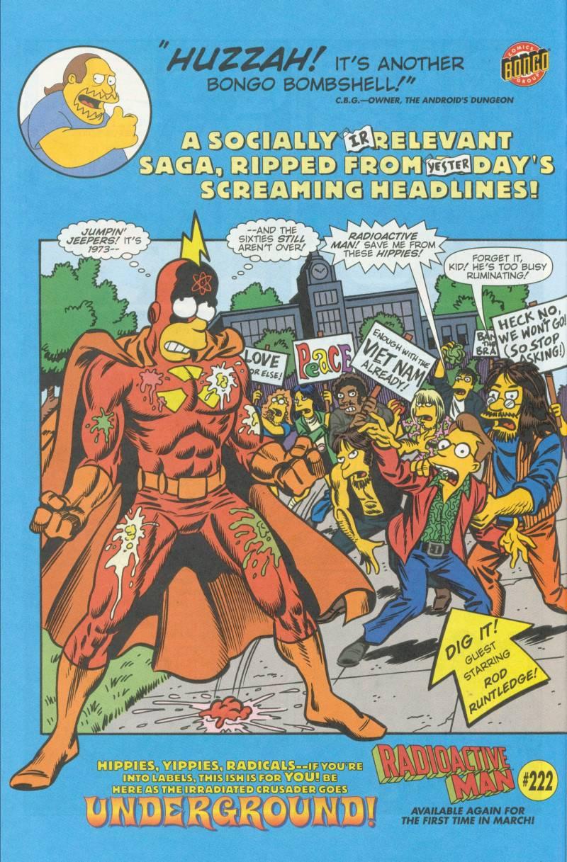 Read online Simpsons Comics Presents Bart Simpson comic -  Issue #3 - 14
