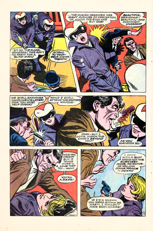 Read online Wonder Woman (1942) comic -  Issue #180 - 20