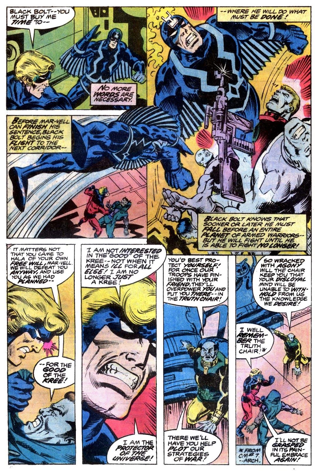 Captain Marvel (1968) issue 53 - Page 11