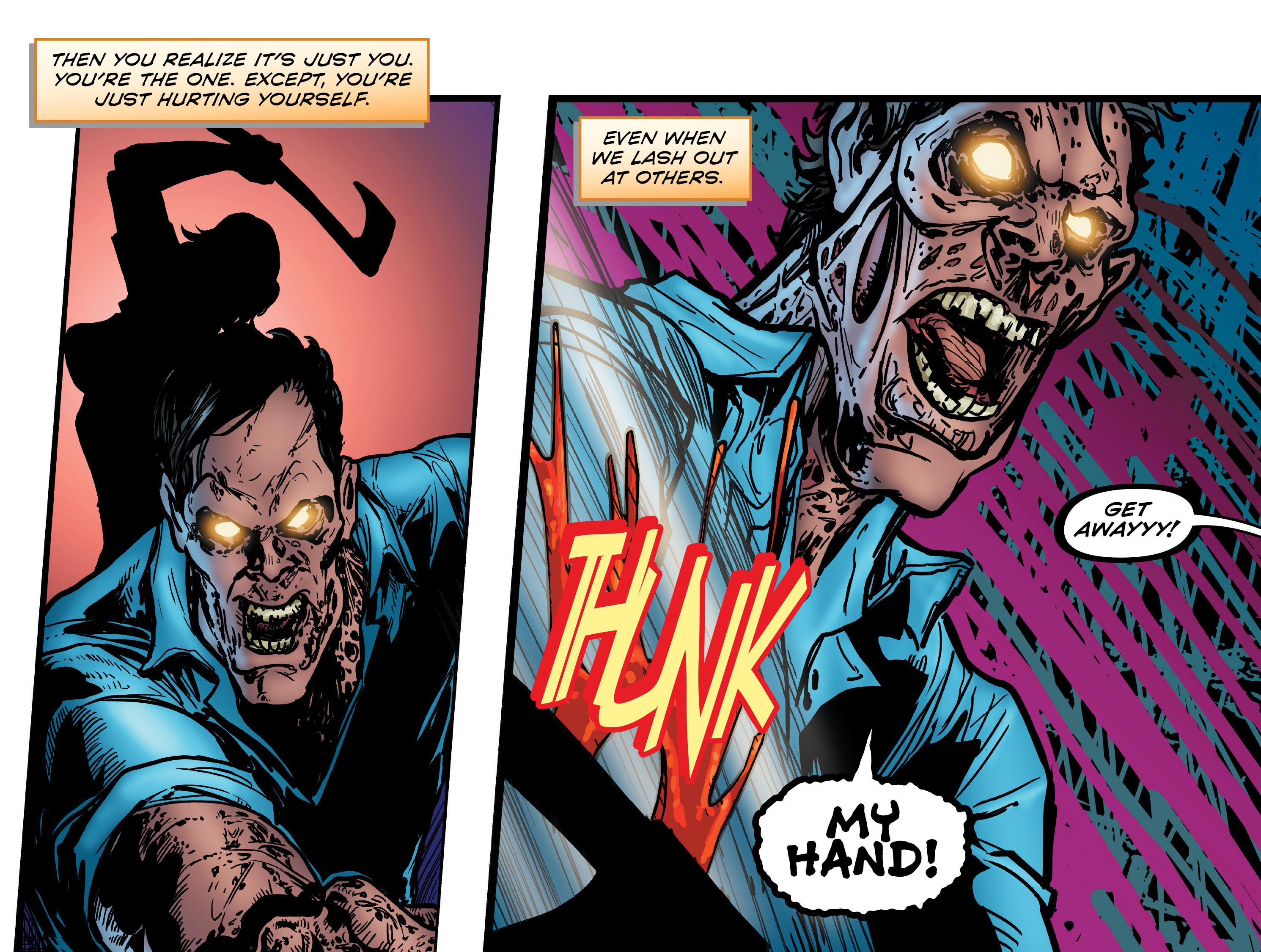 Read online Evil Dead 2: Dark Ones Rising comic -  Issue #5 - 19