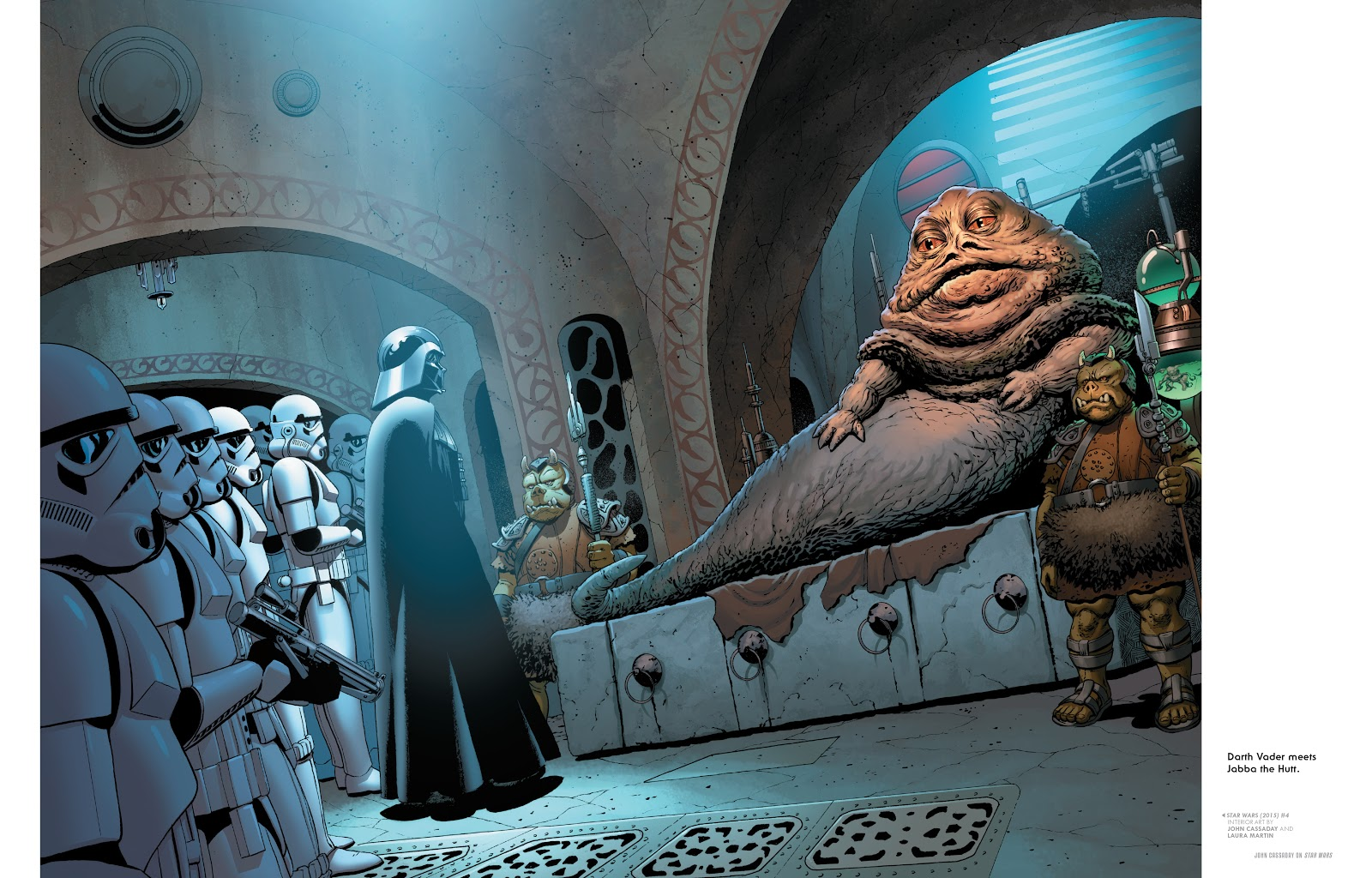 Read online The Marvel Art of Star Wars comic -  Issue # TPB (Part 1) - 27