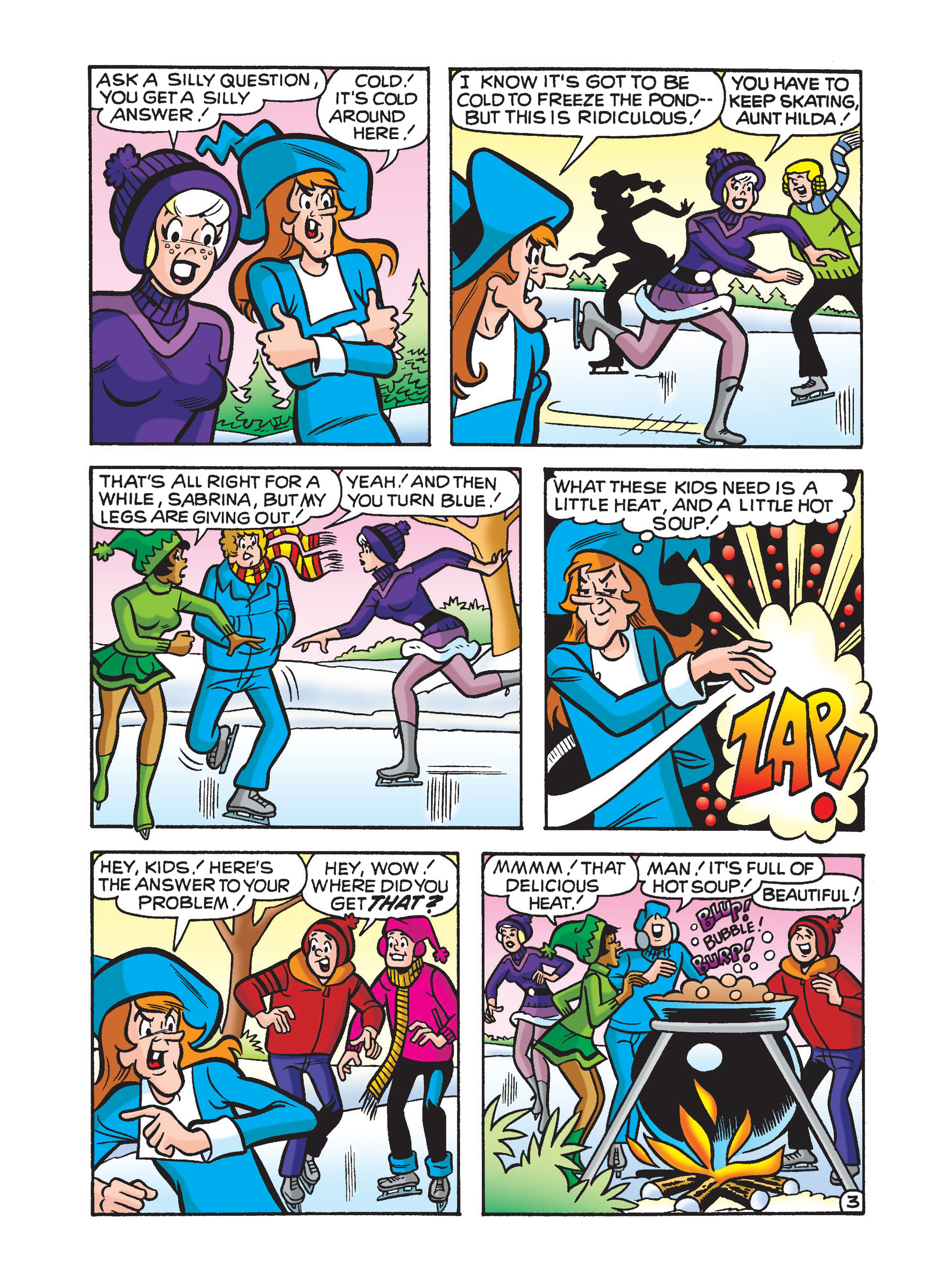 Read online Archie Comics Super Special comic -  Issue #7 - 86