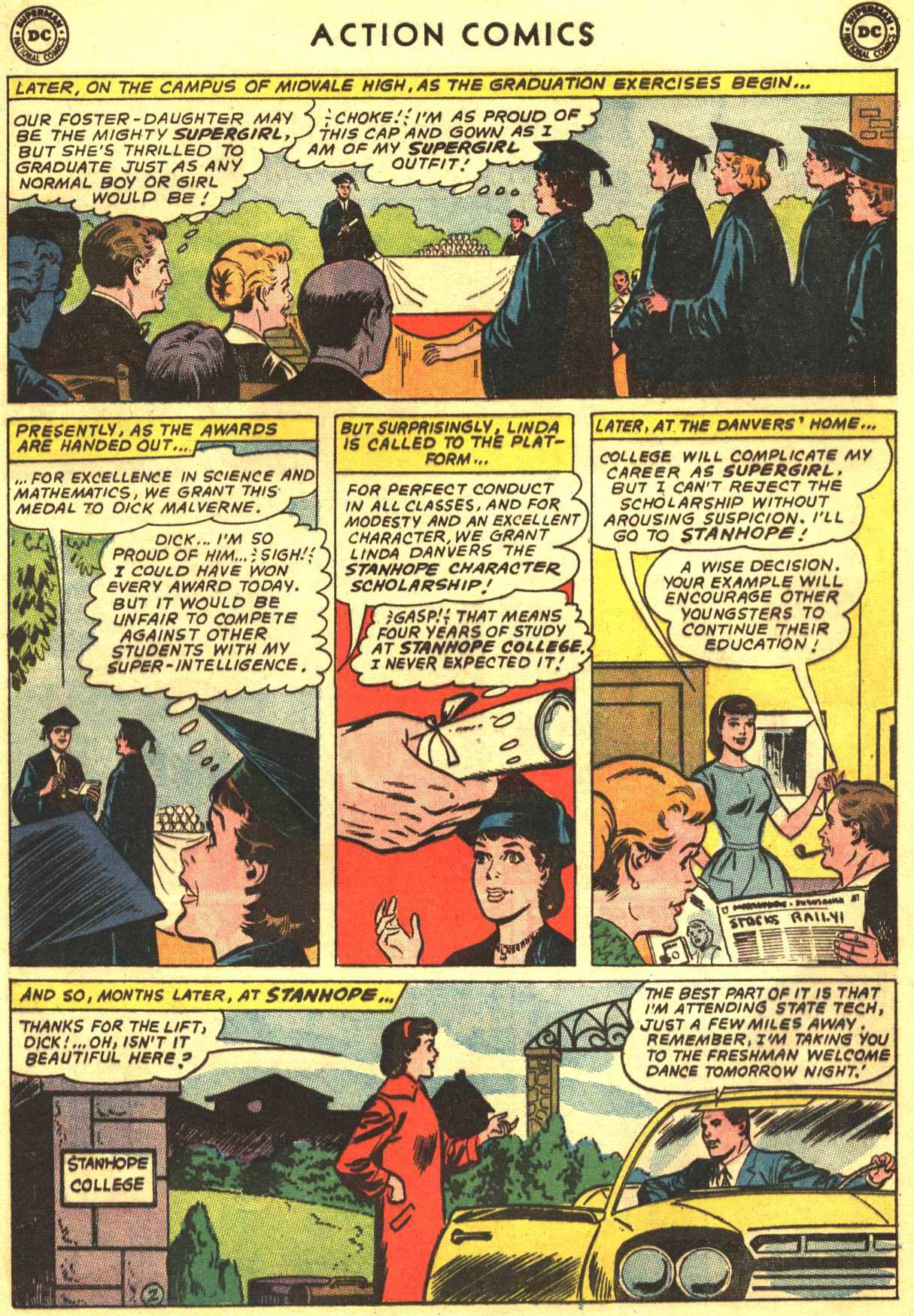 Read online Action Comics (1938) comic -  Issue #318 - 18