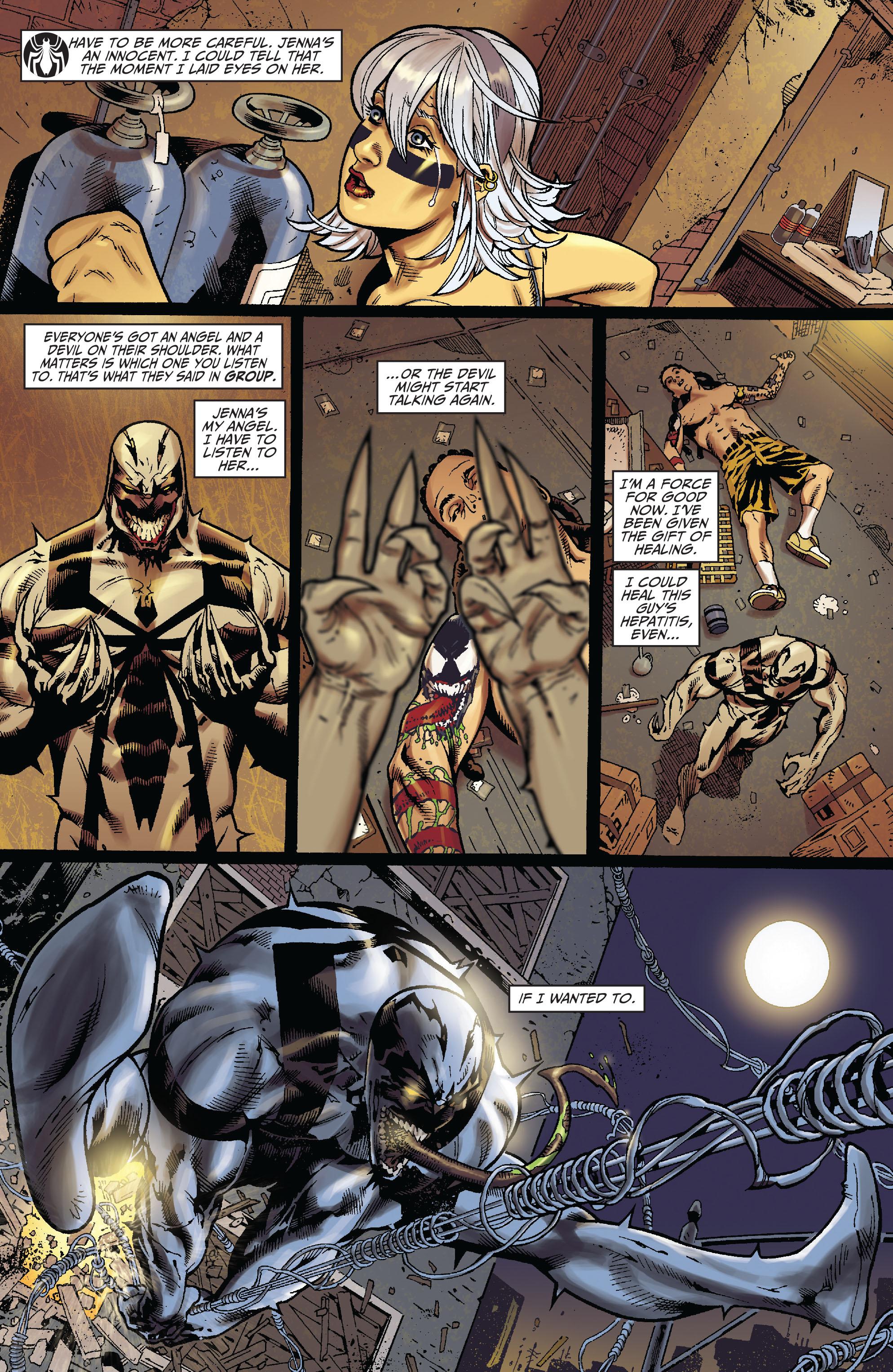 Read online Amazing Spider-Man Presents: Anti-Venom - New Ways To Live comic -  Issue #1 - 13