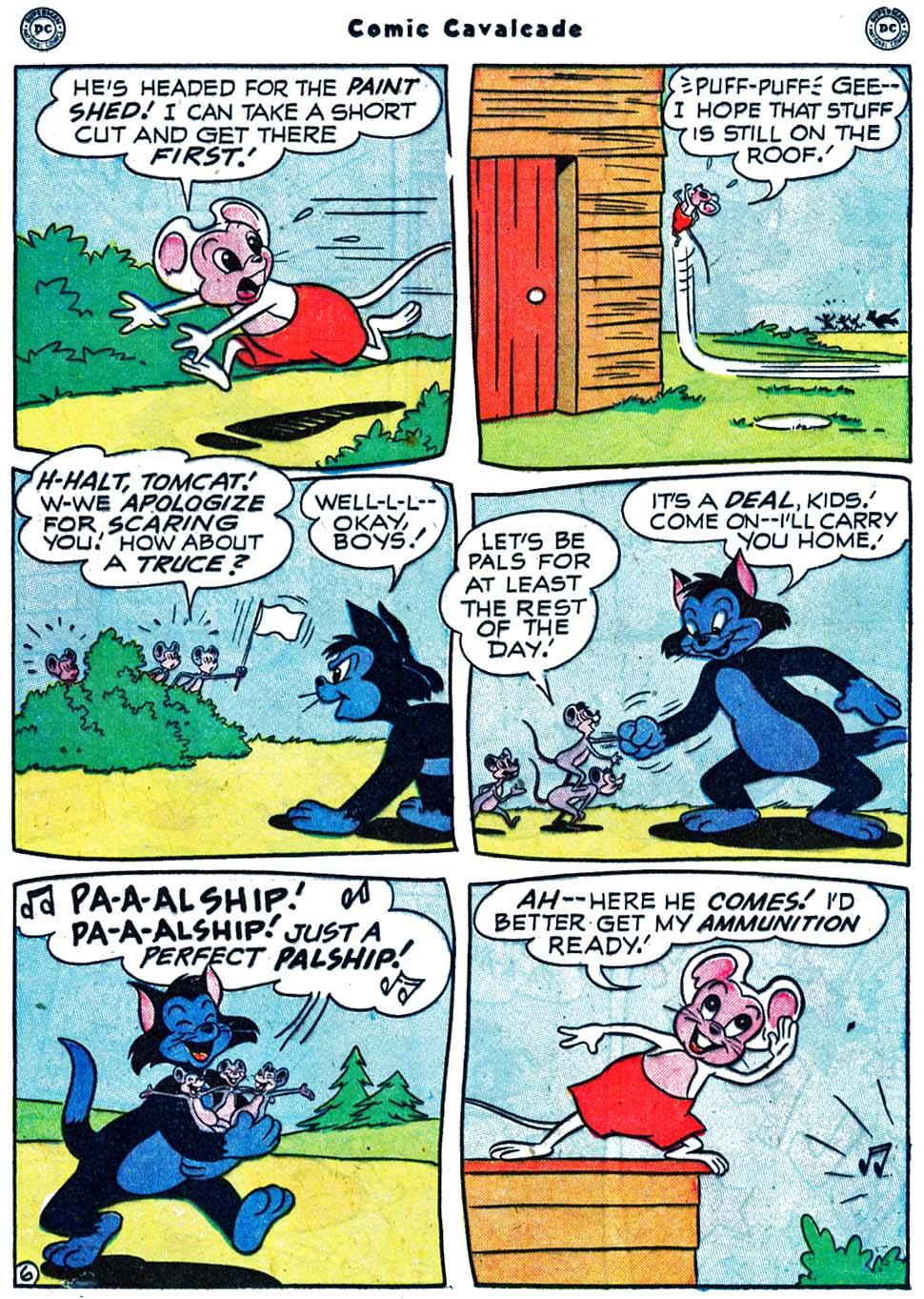 Comic Cavalcade issue 39 - Page 25