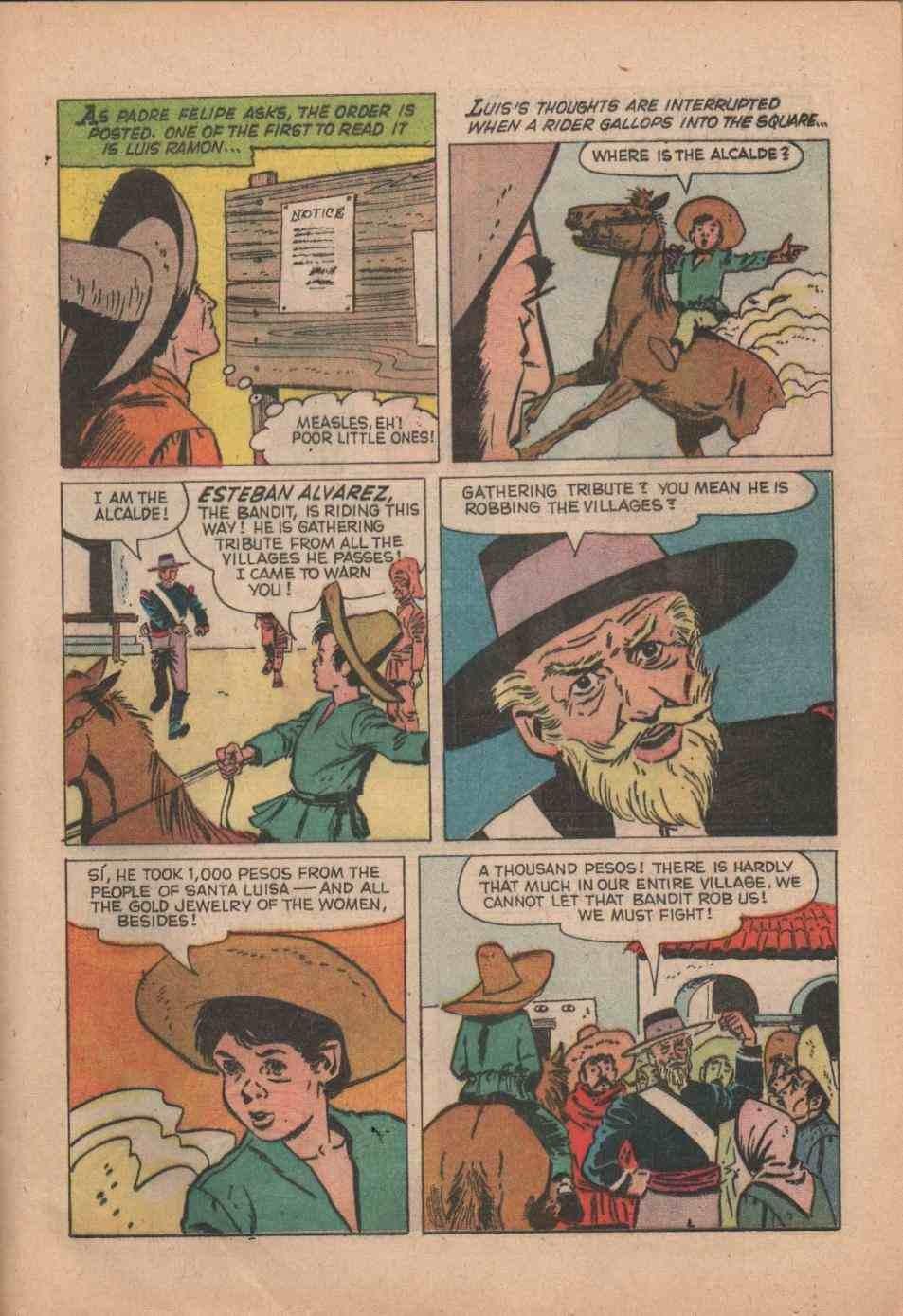 Zorro (1966) issue 6 - Page 21
