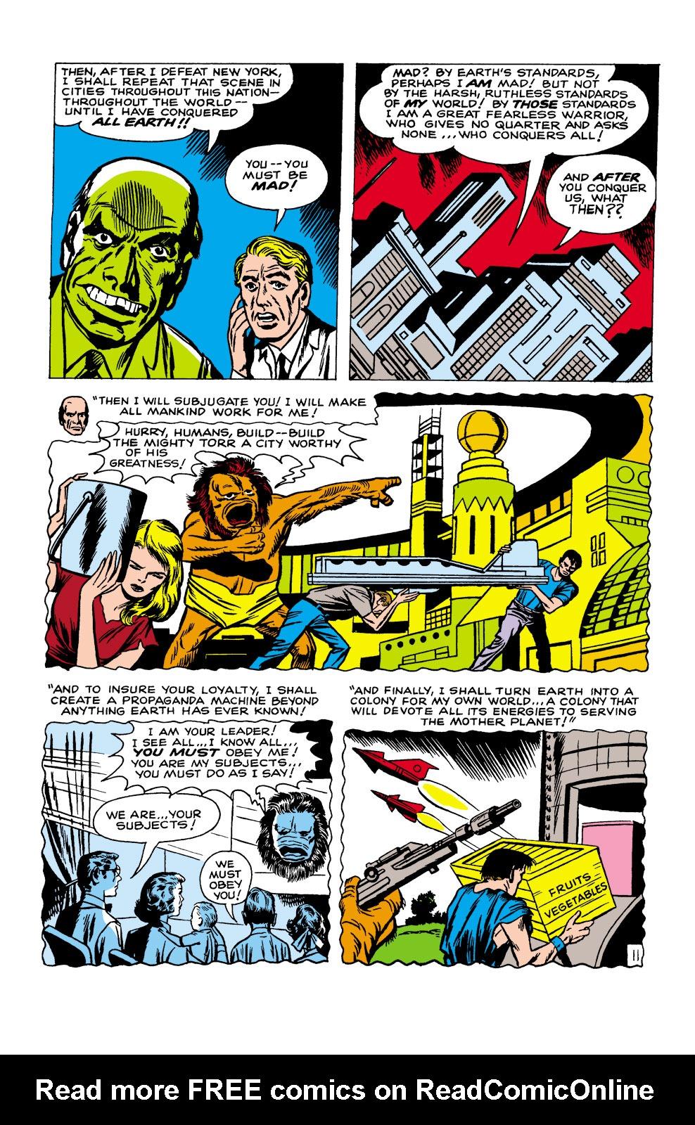 Read online Amazing Adventures (1961) comic -  Issue #1 - 13