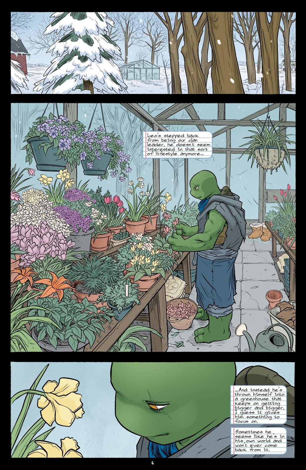 Read online Teenage Mutant Ninja Turtles (2011) comic -  Issue #101 - 8