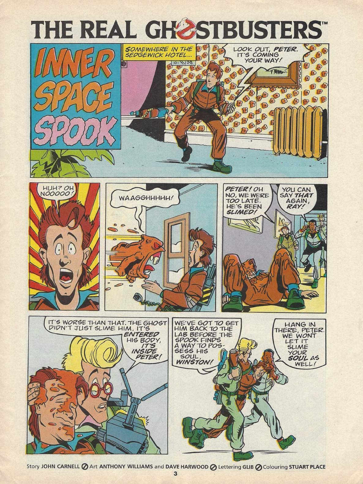 The Real Ghostbusters Issue #148 #131 - English 17