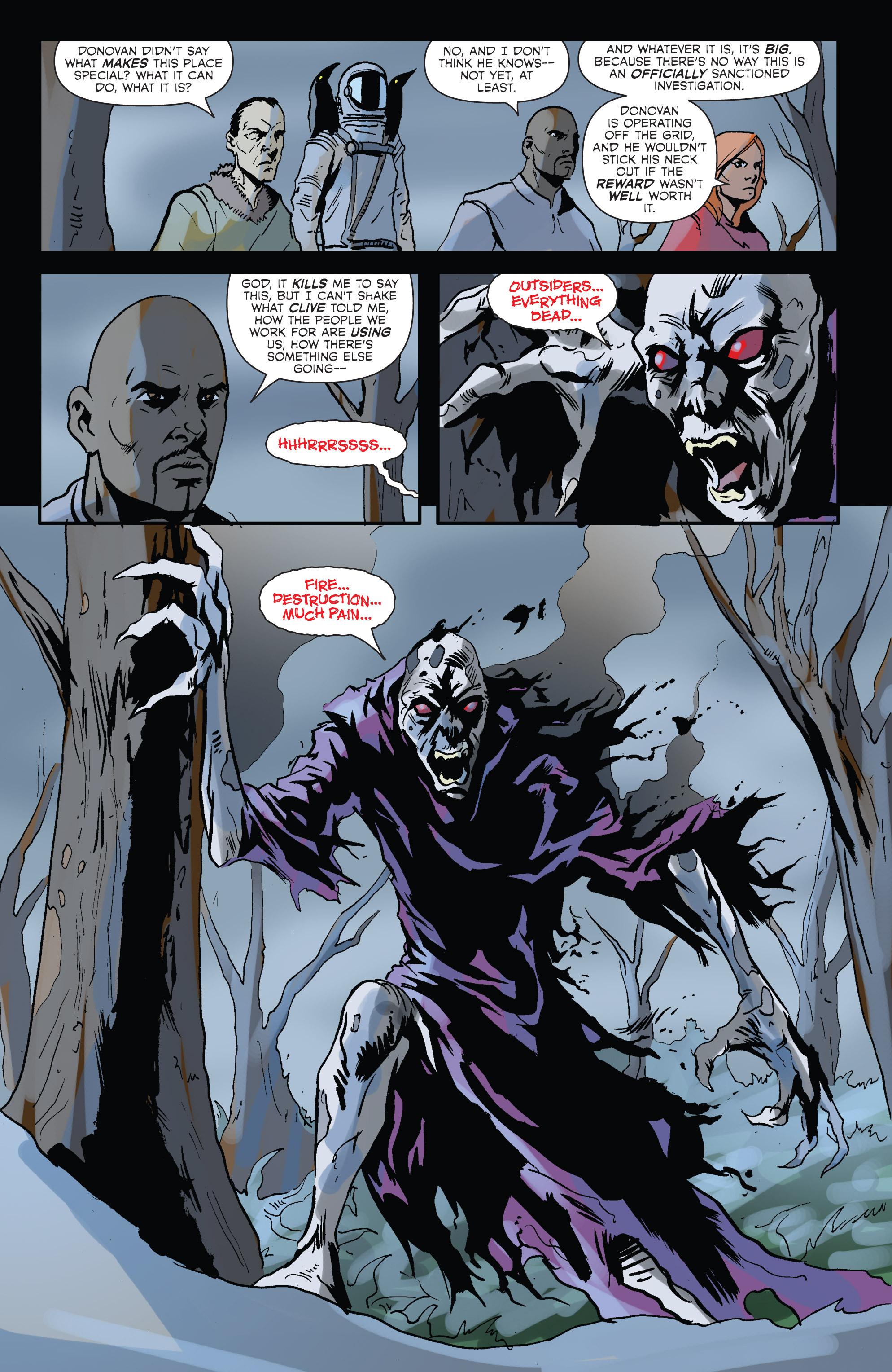 Read online Hoax Hunters (2012) comic -  Issue # TPB 2 - 64