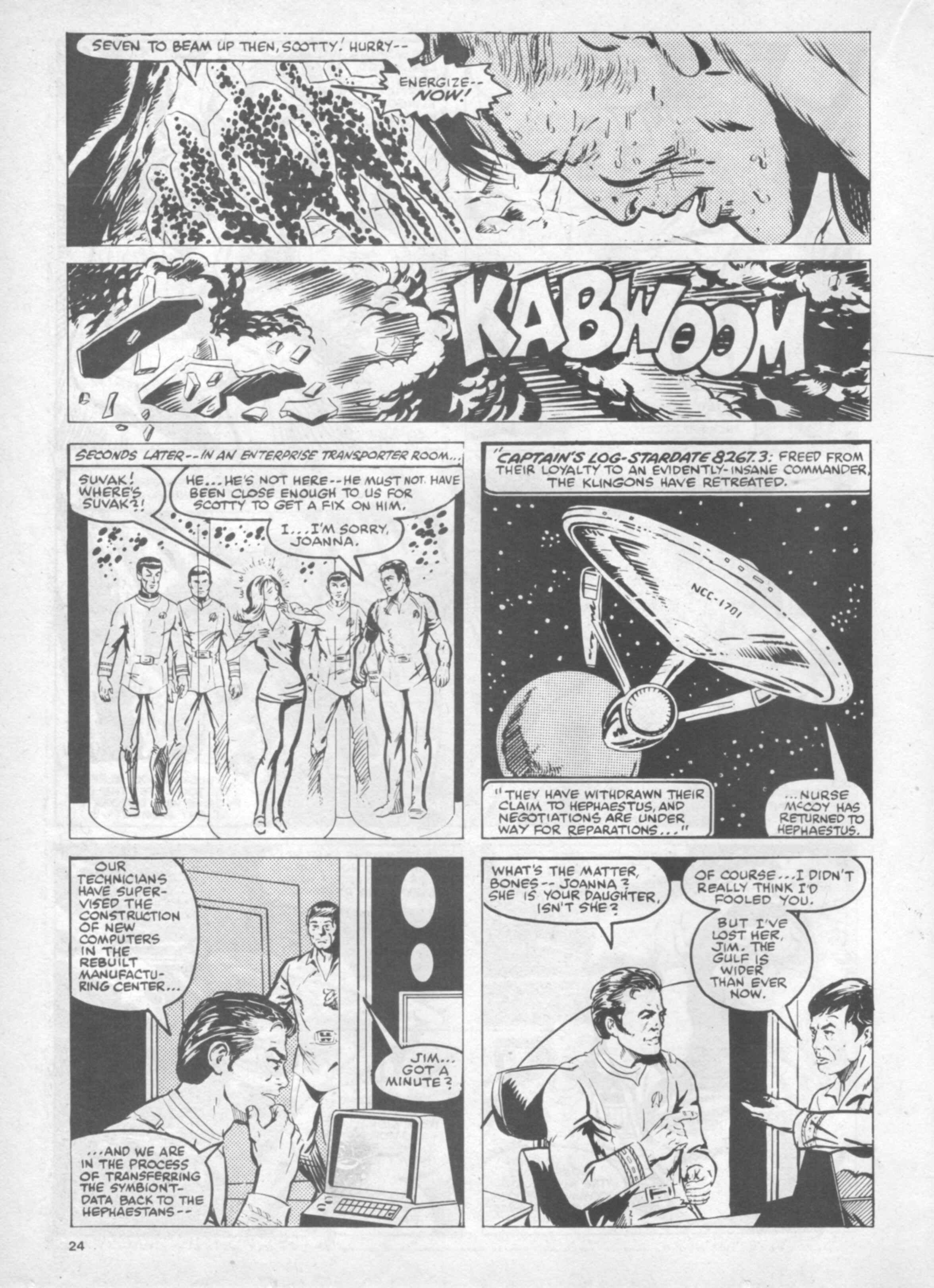 Read online Future Tense comic -  Issue #37 - 24