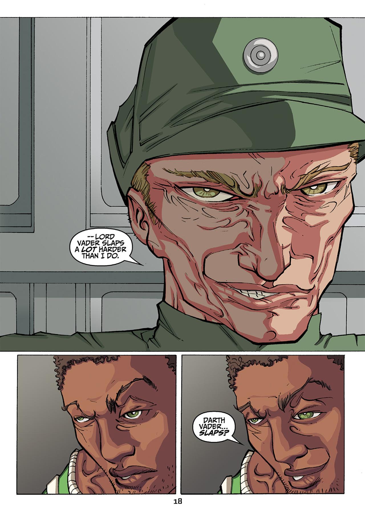 Read online Star Wars Omnibus comic -  Issue # Vol. 33 - 258