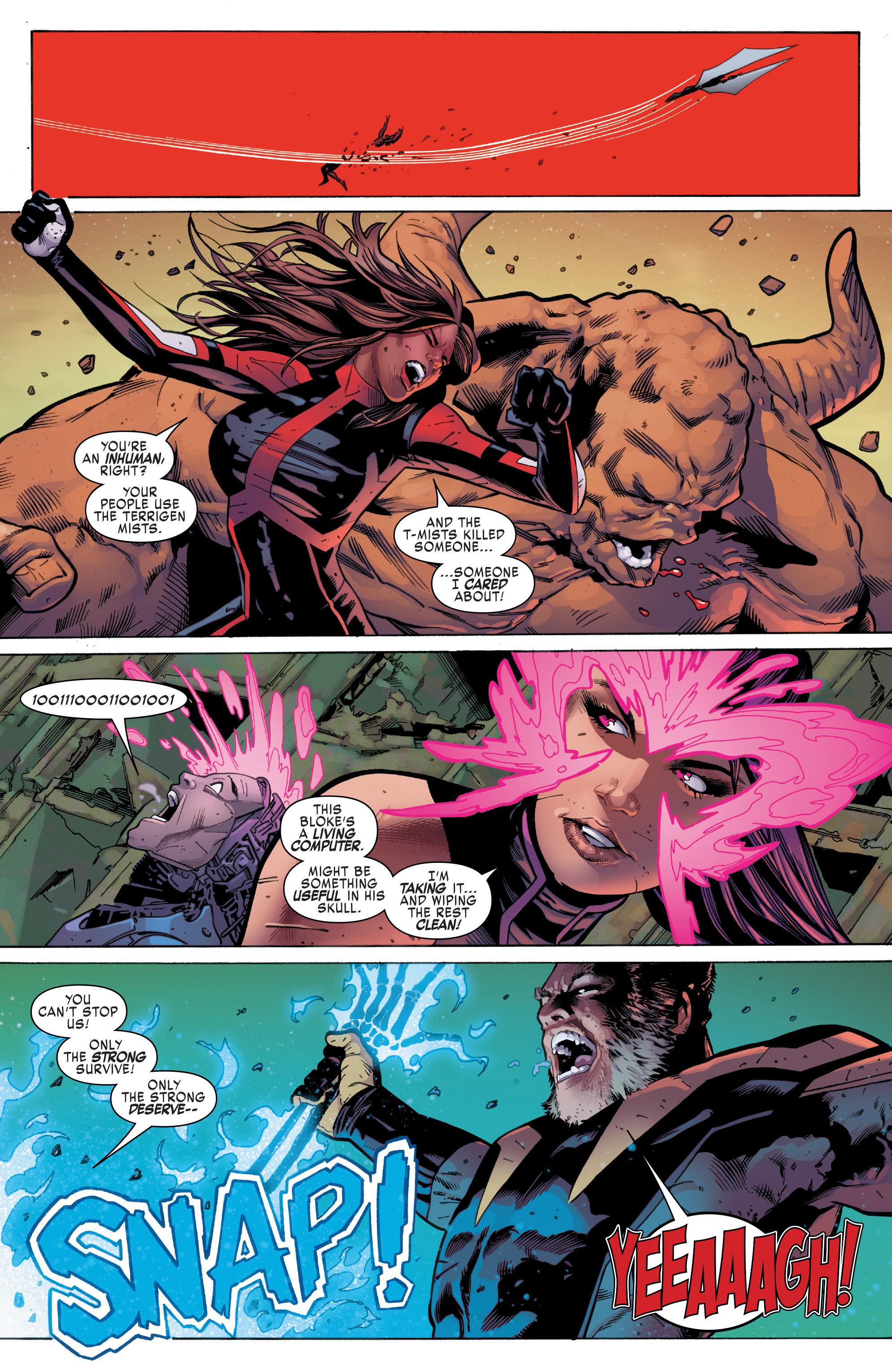 Read online Uncanny X-Men (2016) comic -  Issue #5 - 9