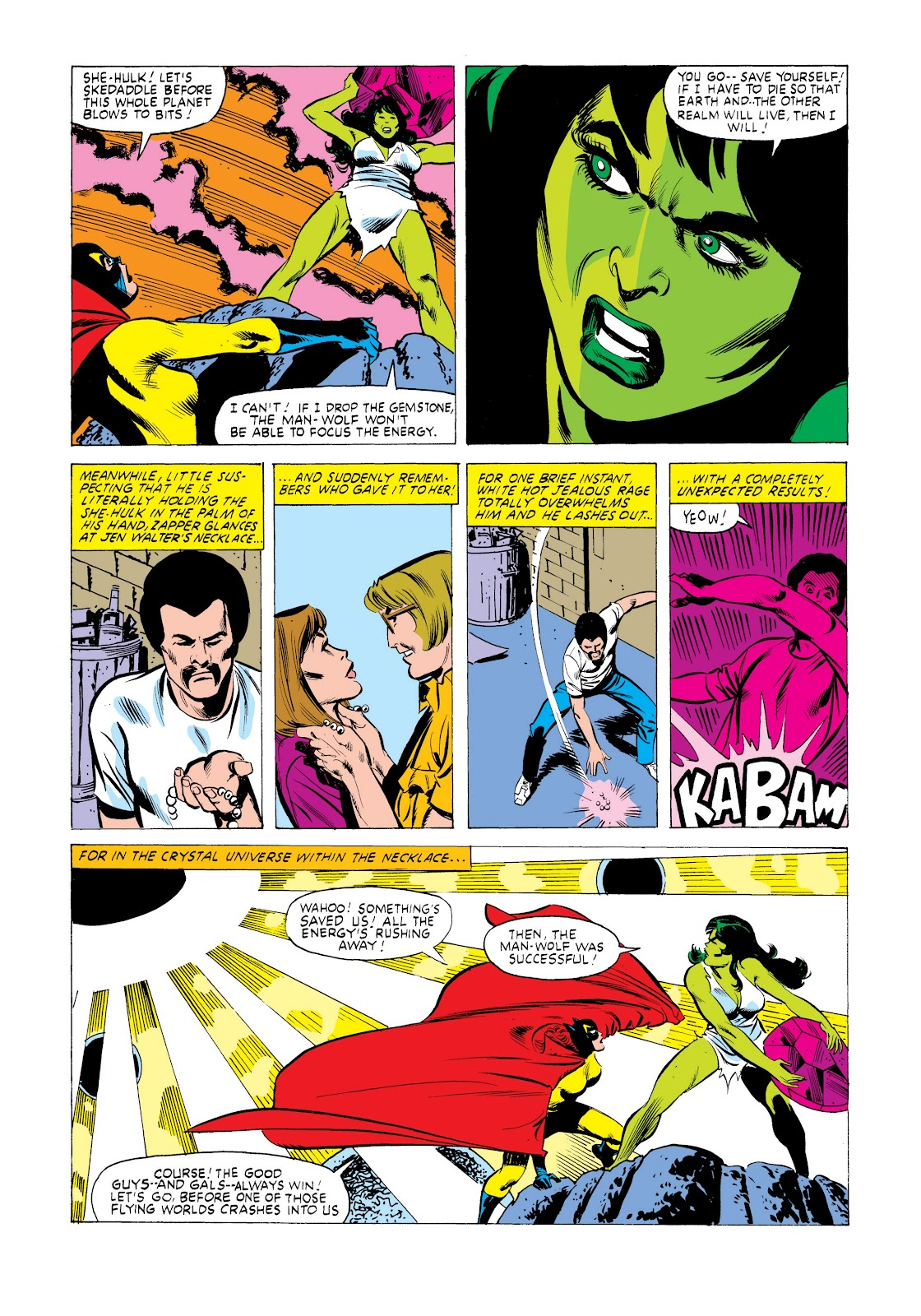 Marvel Masterworks: The Savage She-Hulk issue TPB_1_(Part_3) - Page 85