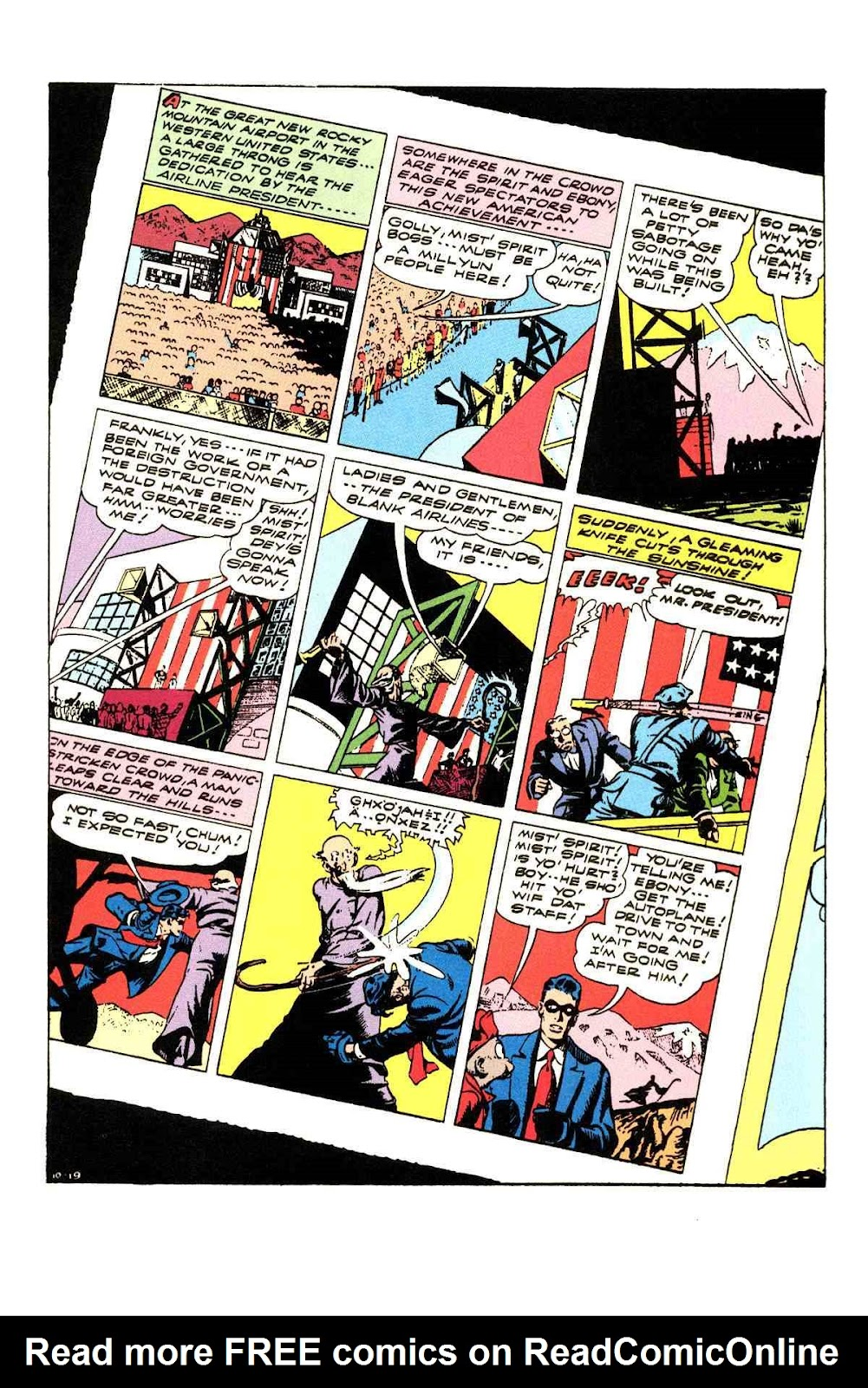 Read online Will Eisner's The Spirit Archives comic -  Issue # TPB 3 (Part 2) - 24