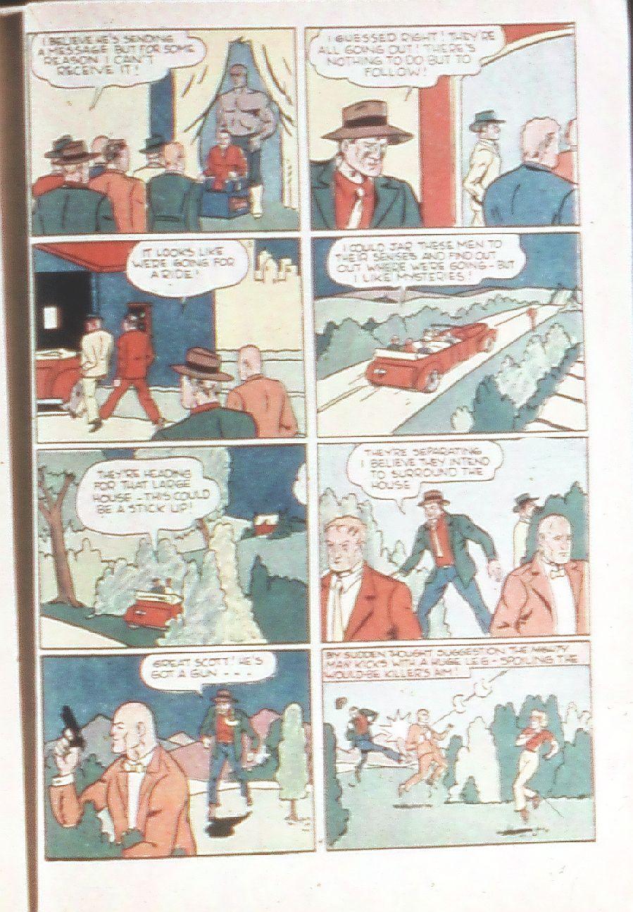 Read online Amazing Man Comics comic -  Issue #18 - 37