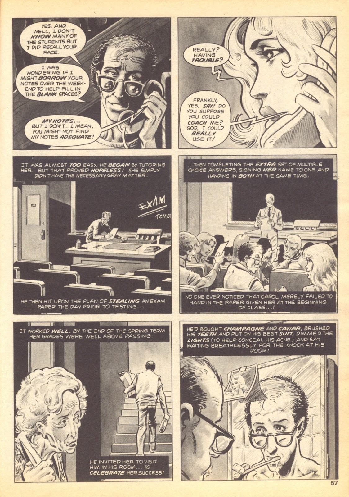 Creepy (1964) Issue #122 #122 - English 55