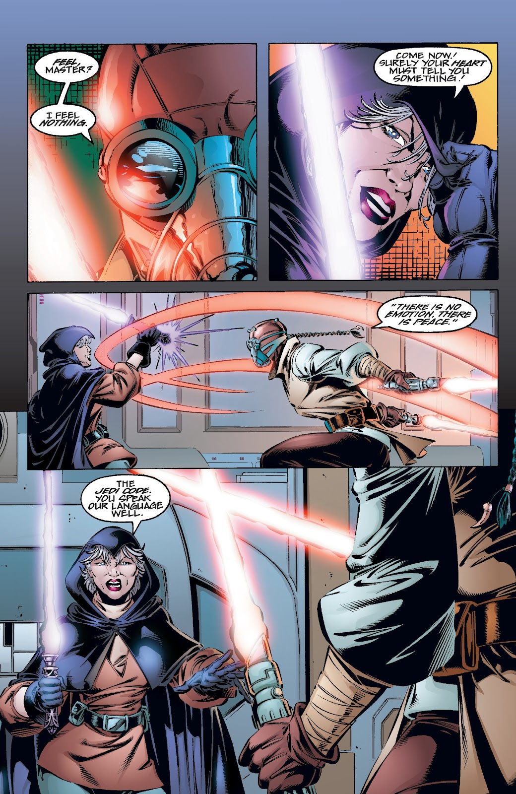 Read online Star Wars Legends Epic Collection: The Menace Revealed comic -  Issue # TPB (Part 3) - 50