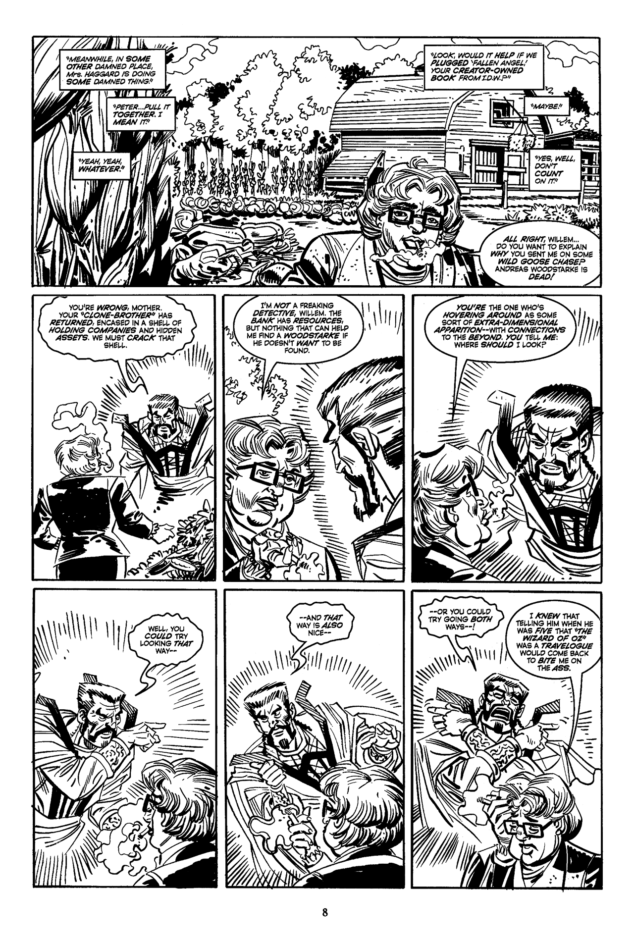 Soulsearchers and Company issue 82 - Page 10