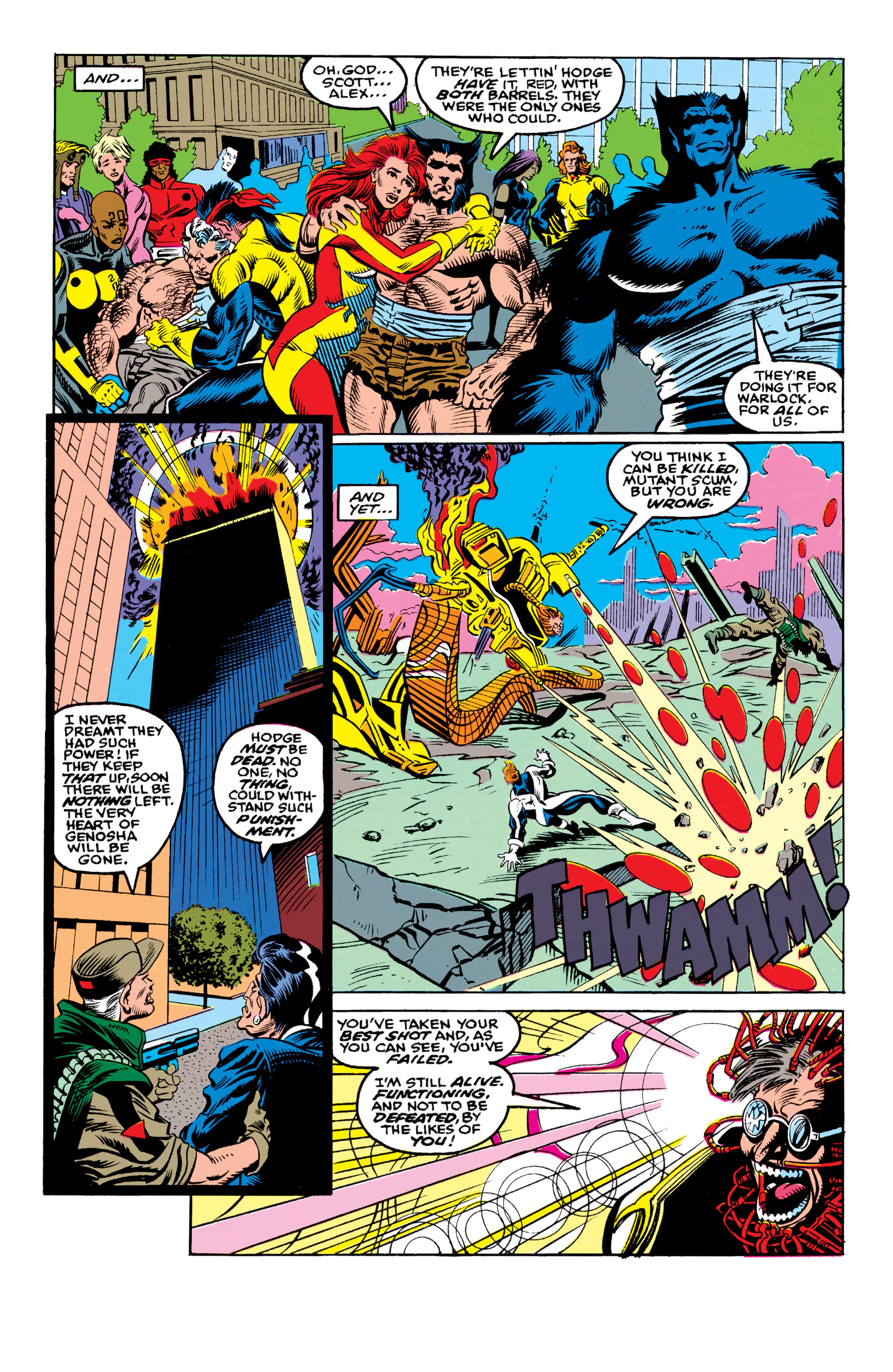 Read online X-Factor (1986) comic -  Issue #62 - 18