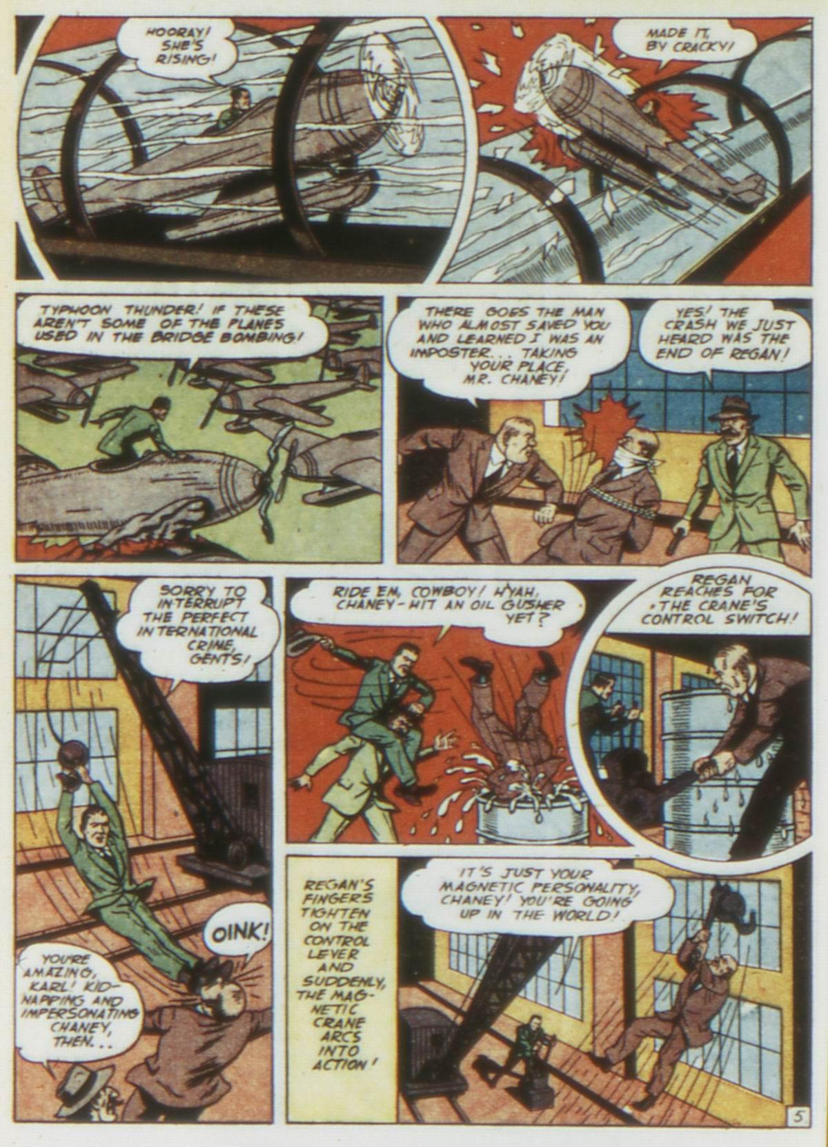 Read online Detective Comics (1937) comic -  Issue #75 - 46
