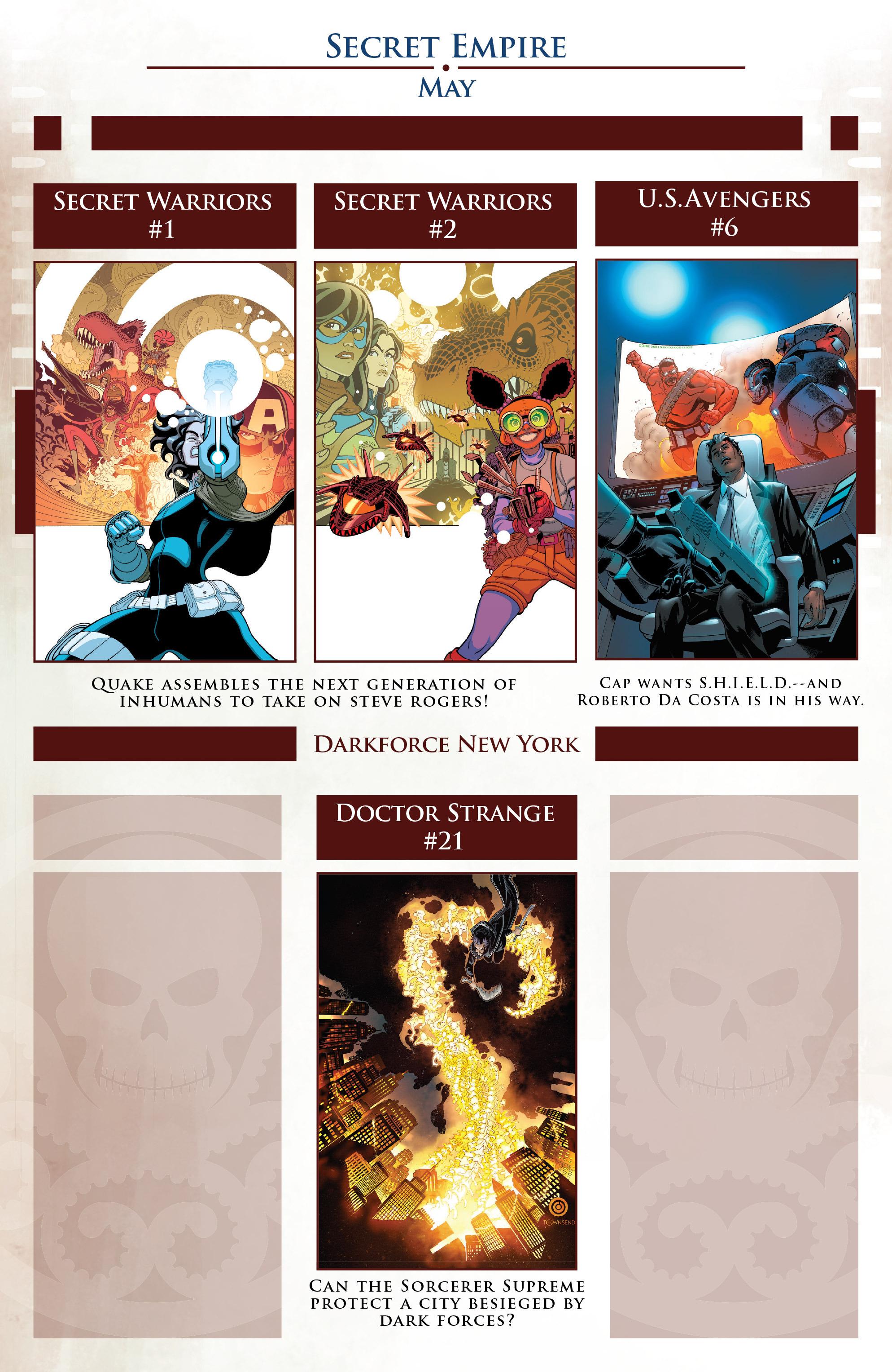 Read online Secret Empire comic -  Issue #2 - 32