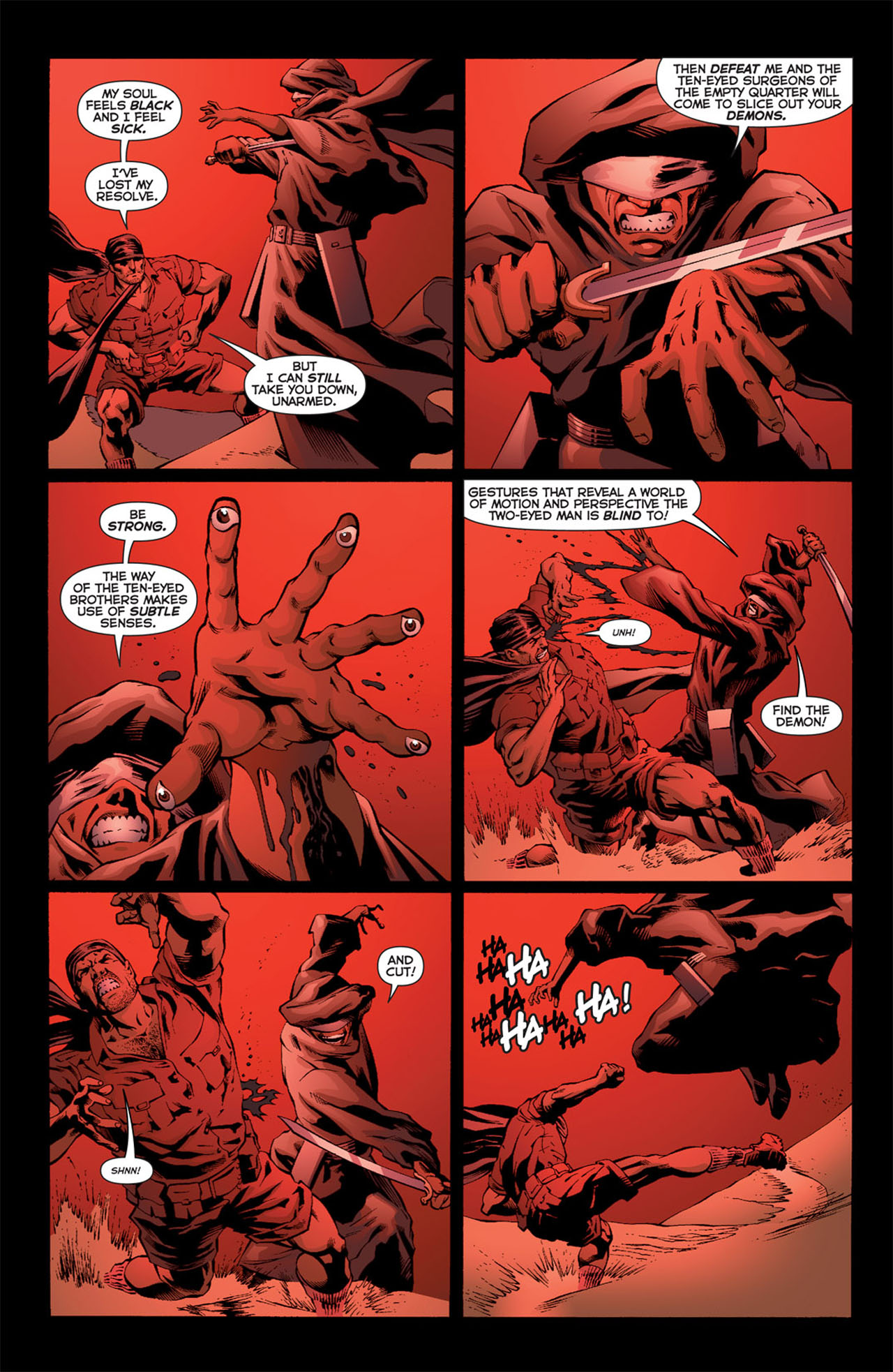 Read online 52 comic -  Issue #30 - 15
