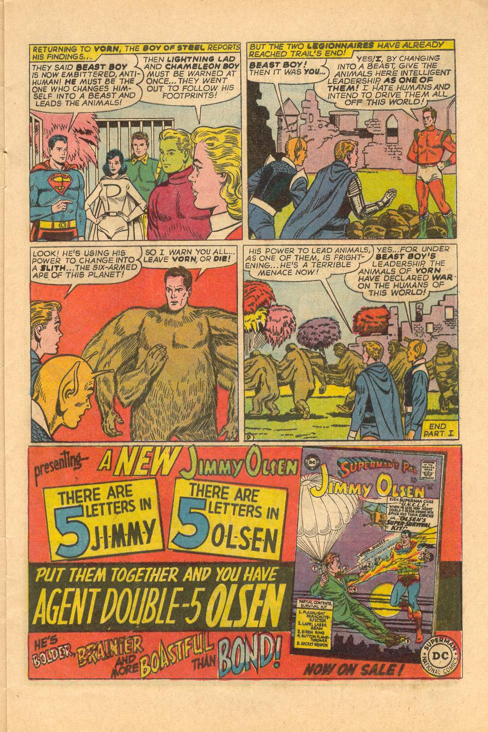 Read online Adventure Comics (1938) comic -  Issue #339 - 13