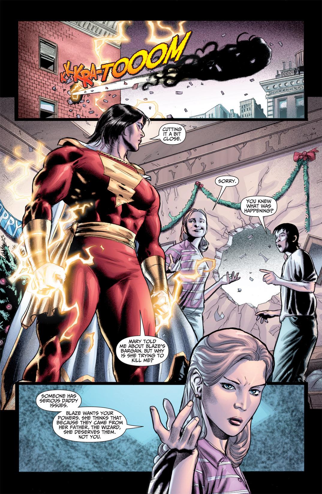Read online Shazam! (2011) comic -  Issue #1 - 9