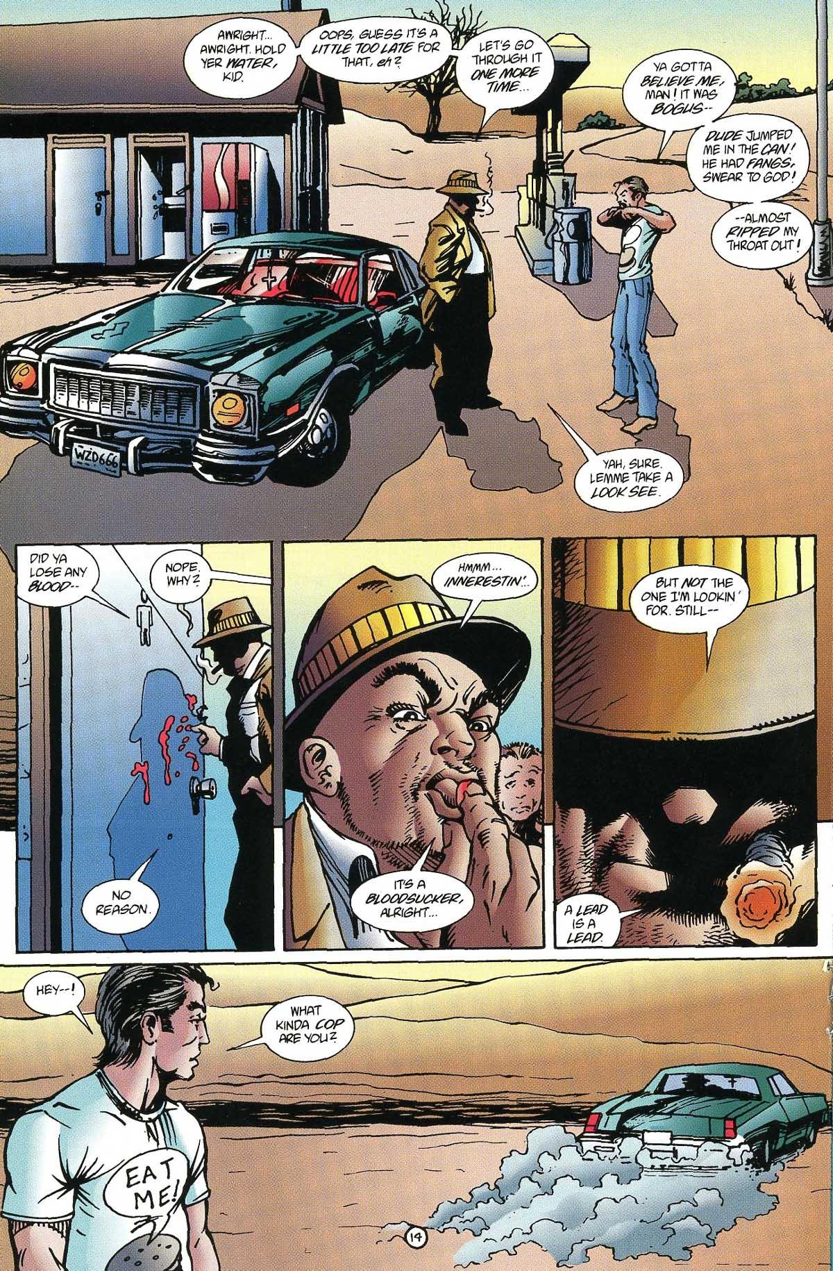 Read online Rune (1994) comic -  Issue #8 - 17
