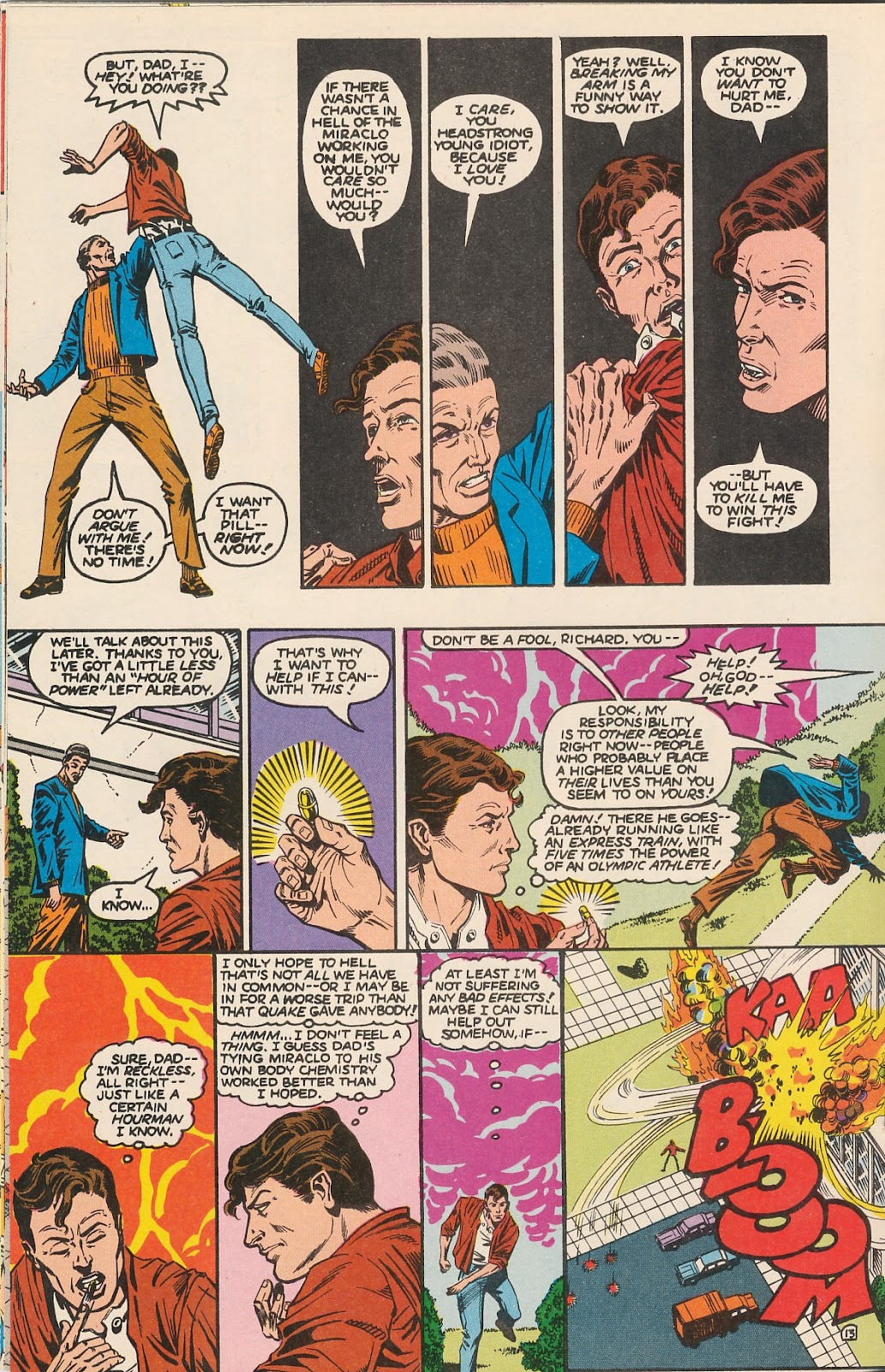 Infinity Inc. (1984) issue 20 - Page 18