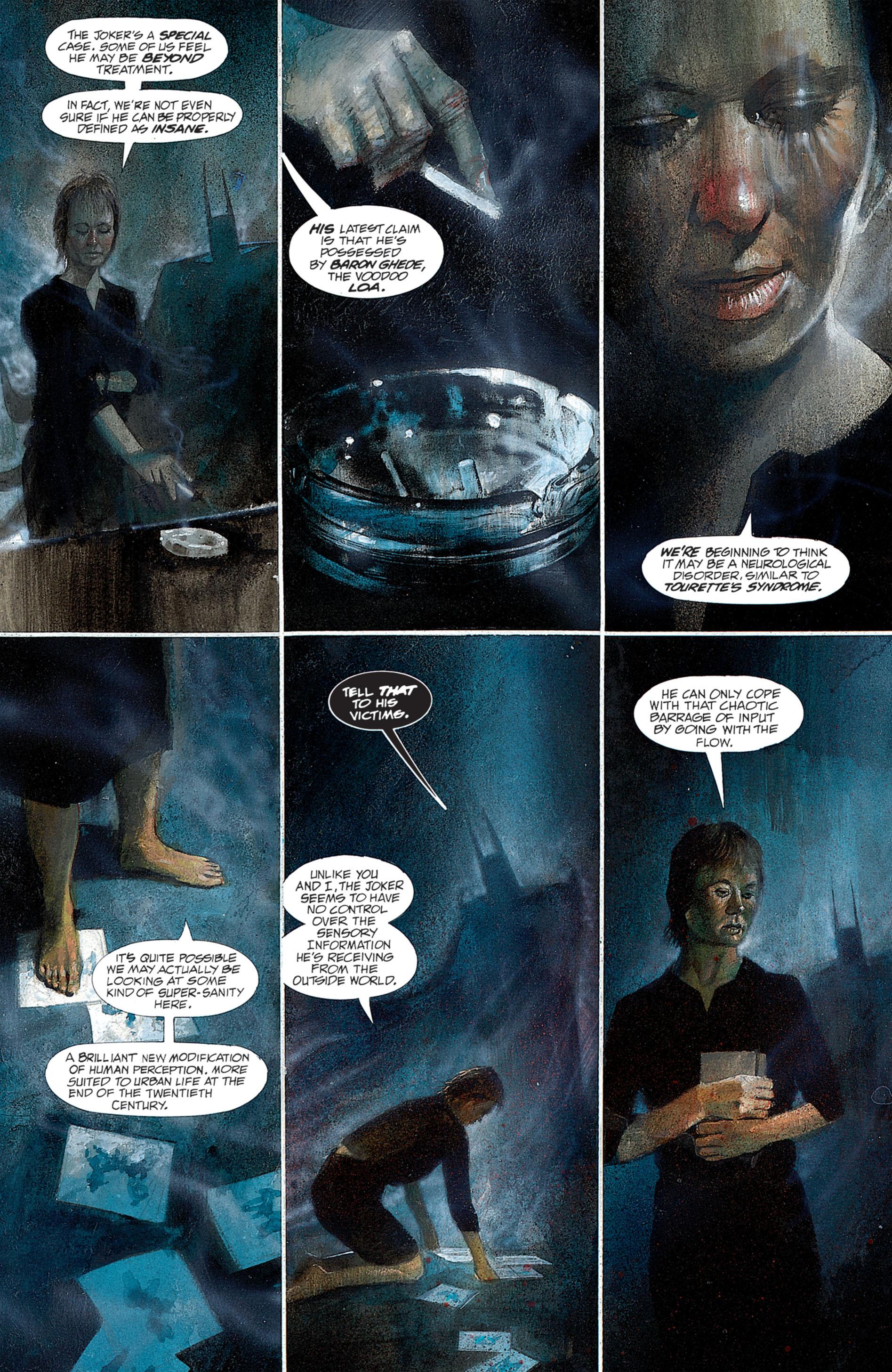 Read online Arkham Asylum comic -  Issue #Arkham Asylum Full - 35