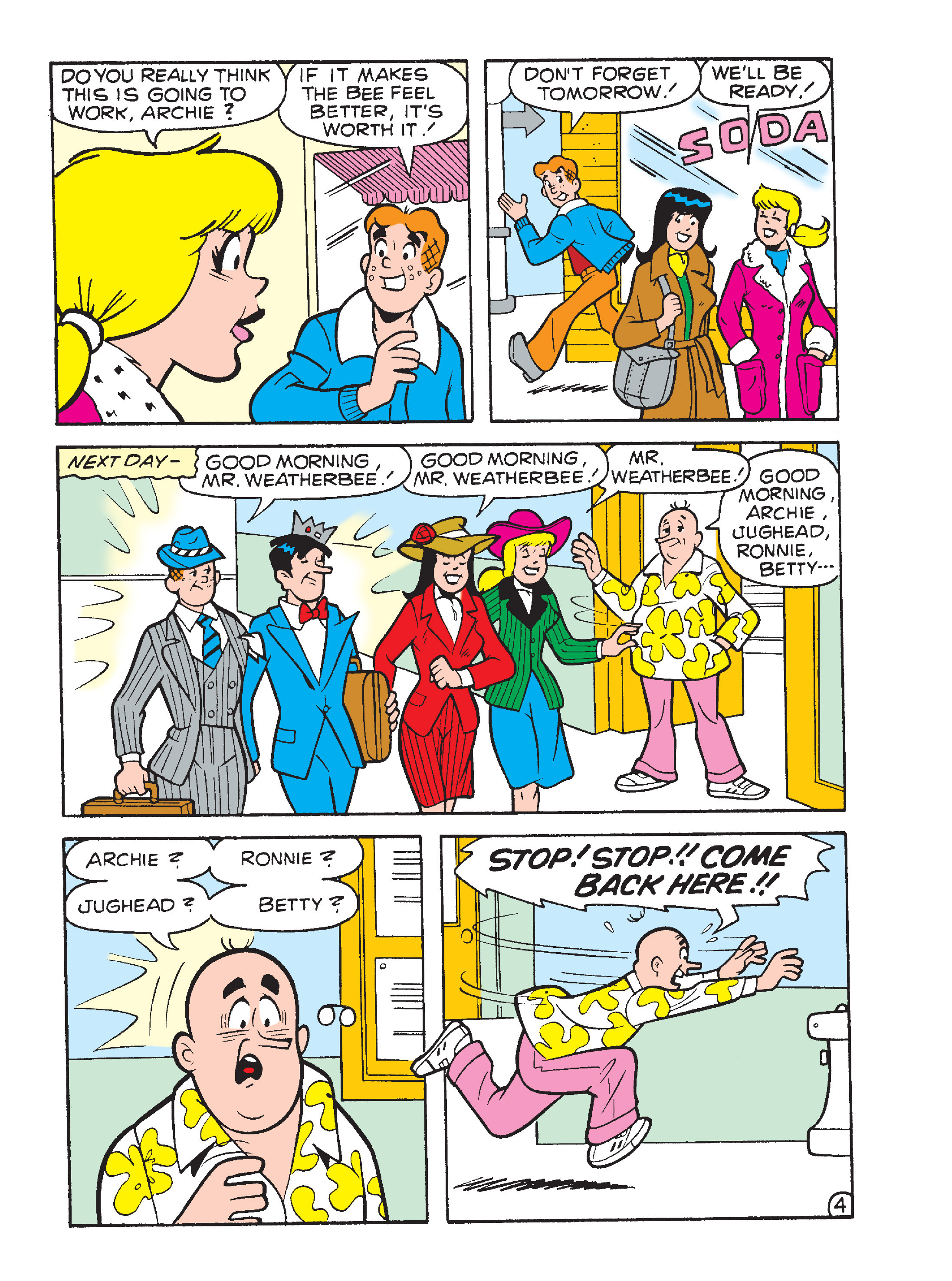 Read online World of Archie Double Digest comic -  Issue #55 - 199