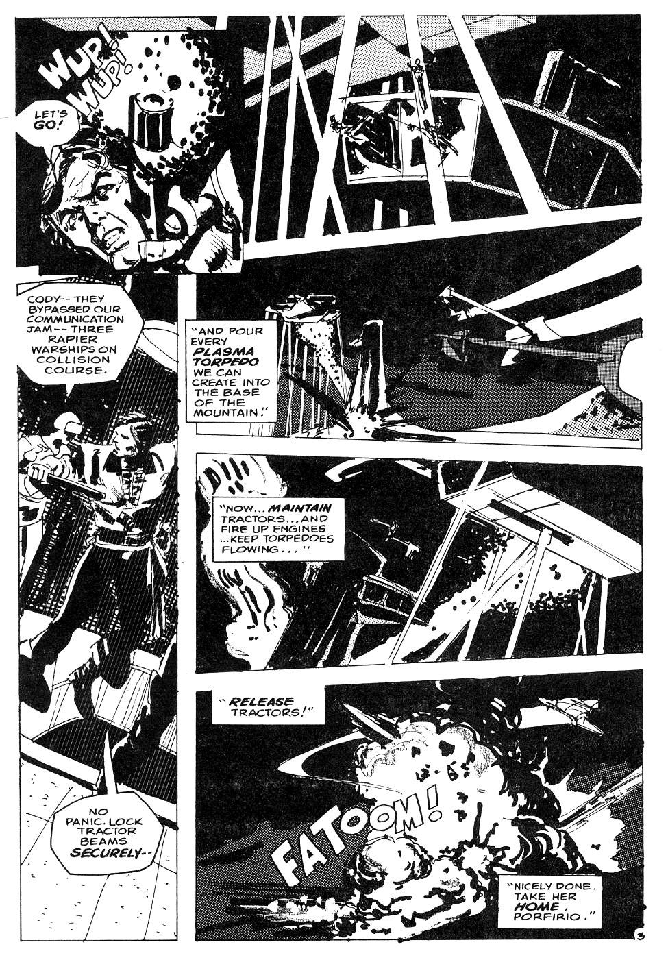 Read online Star*Reach comic -  Issue #4 - 4